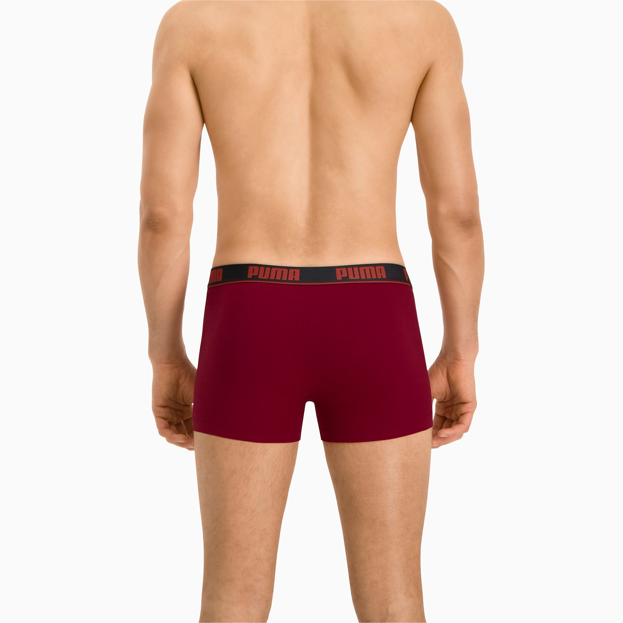 Thumbnail 4 of Basic Trunk  2 Pack, black / red, medium