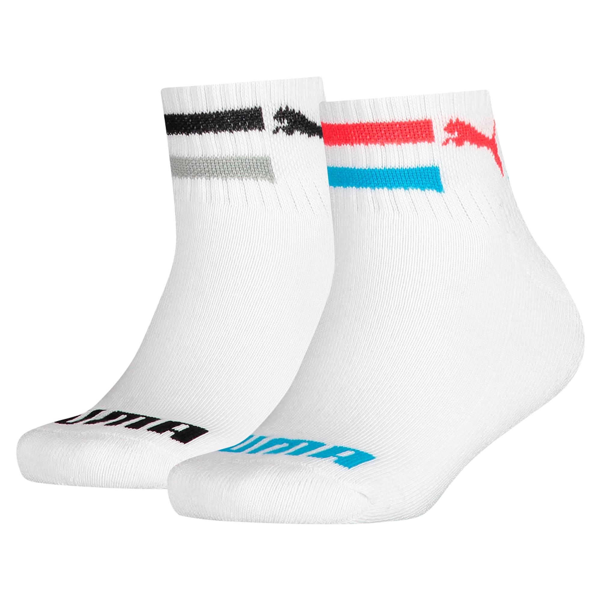 Puma Quarter Clyde 2P Childrens Socks