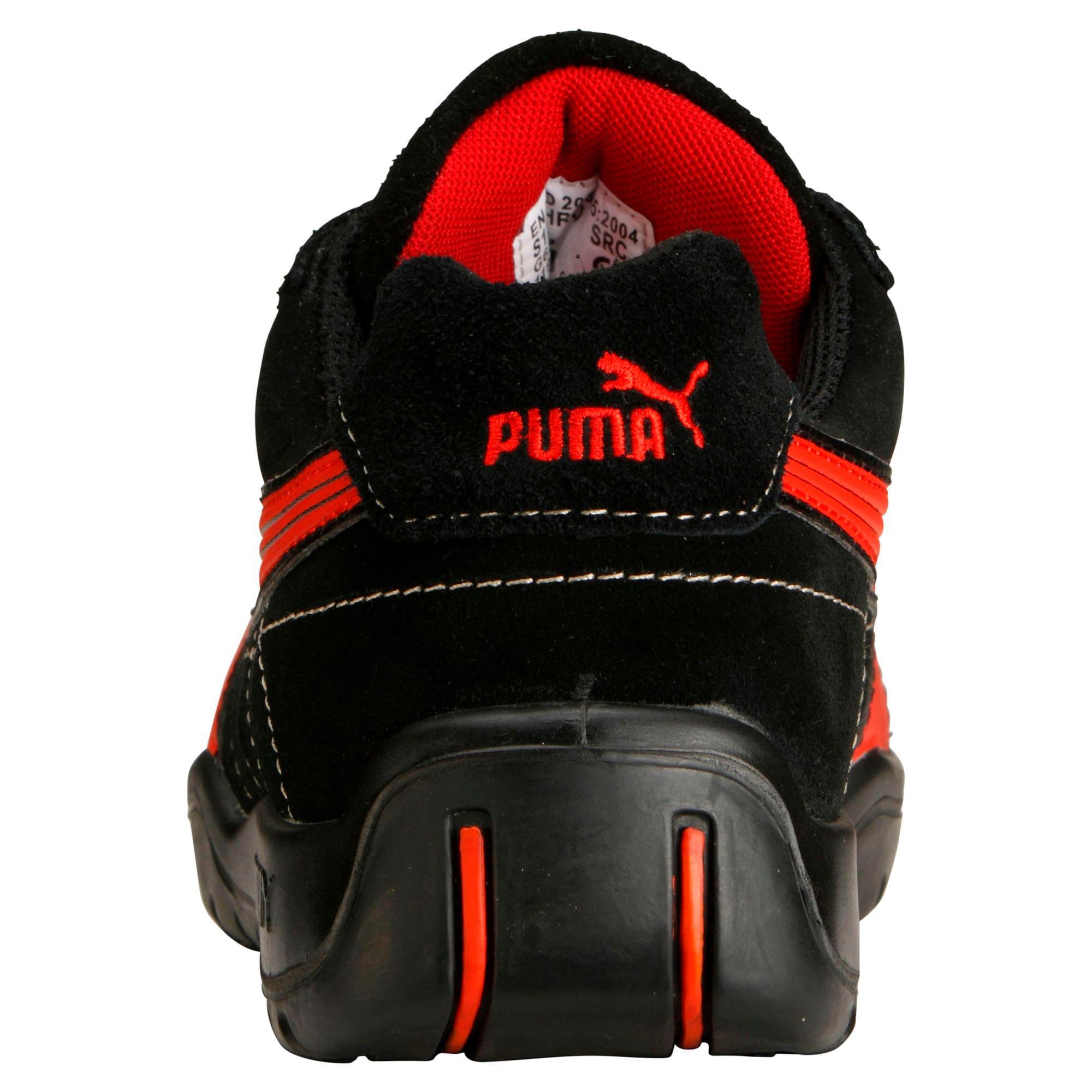 Thumbnail 3 van S1P HRO Moto Protect Safety Shoes, zwart-rood, medium