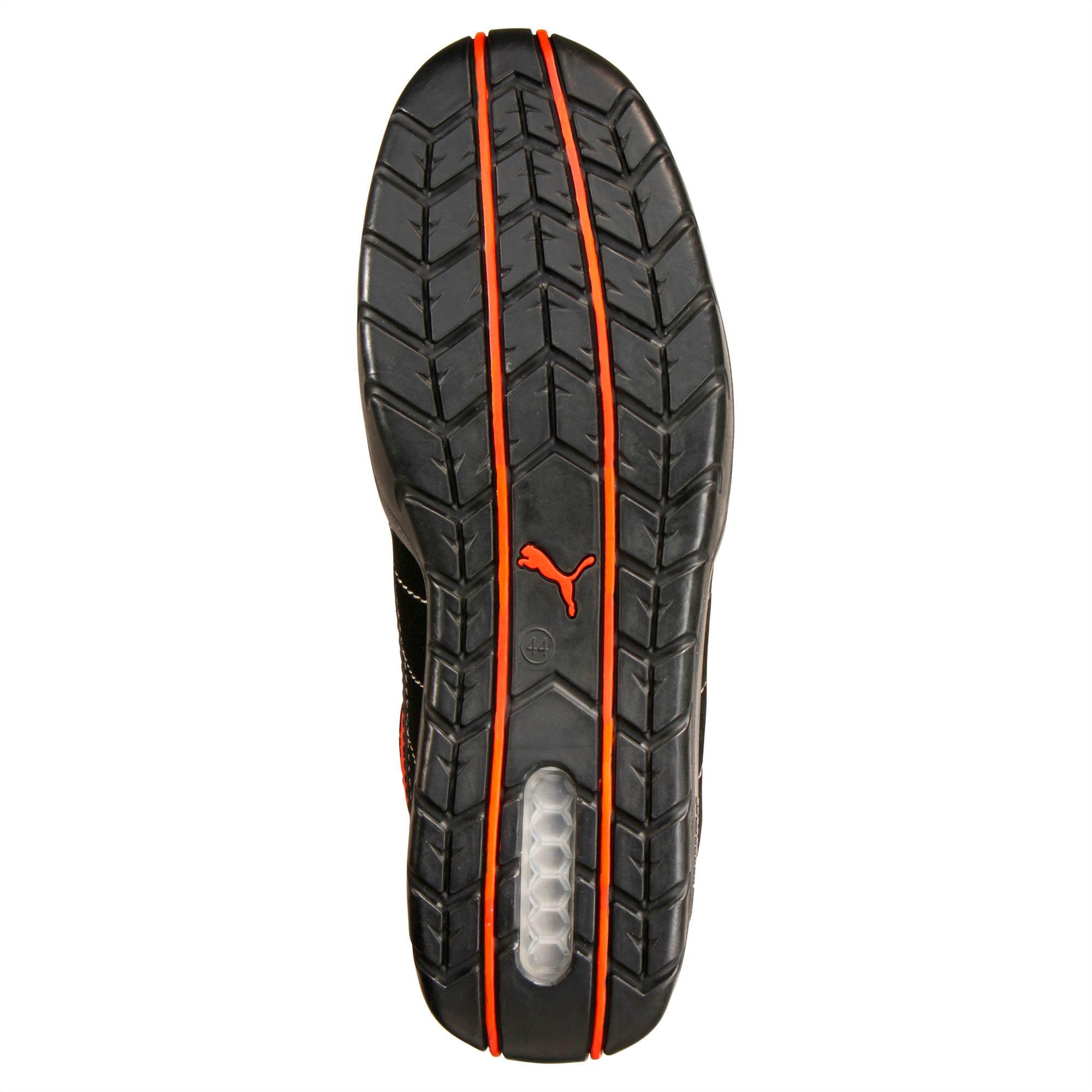 S1P HRO Moto Protect Sicherheitsschuhe | black red | PUMA