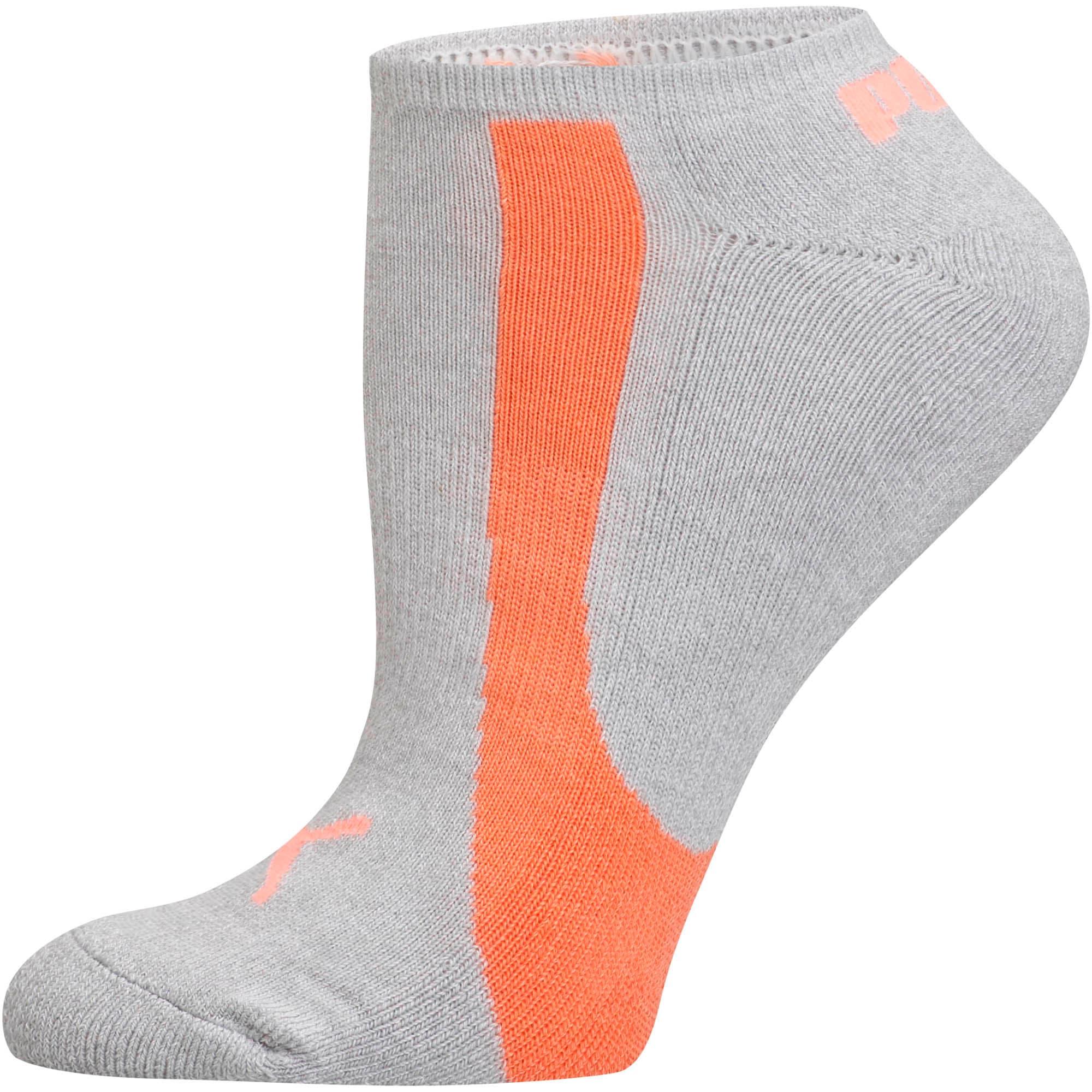 Thumbnail 3 of Women's No Show Socks [3 Pack], LT PASTEL PURPLE, medium