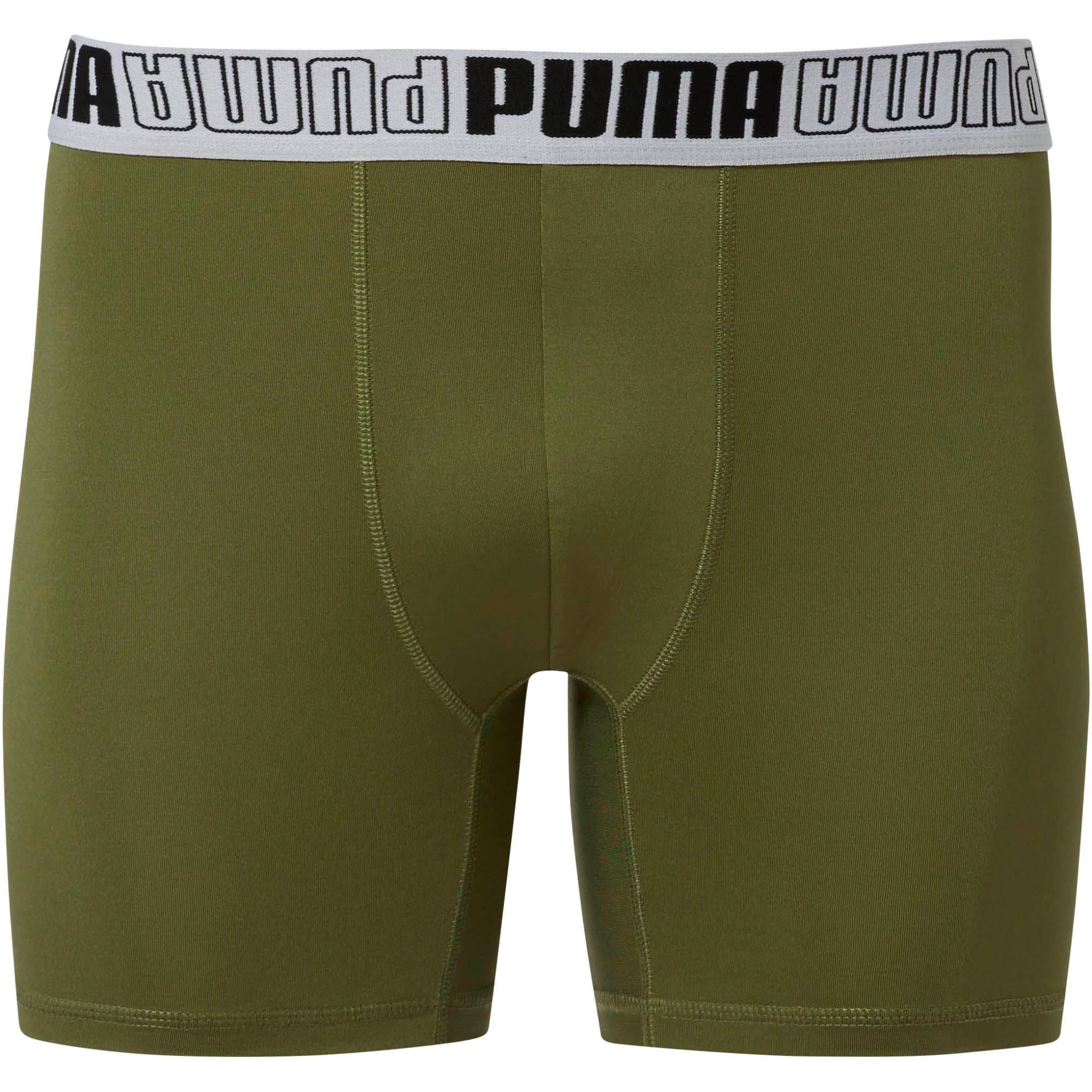 Thumbnail 3 of Men's Tech Boxer Briefs [3 Pack], BRIGHT GREEN, medium