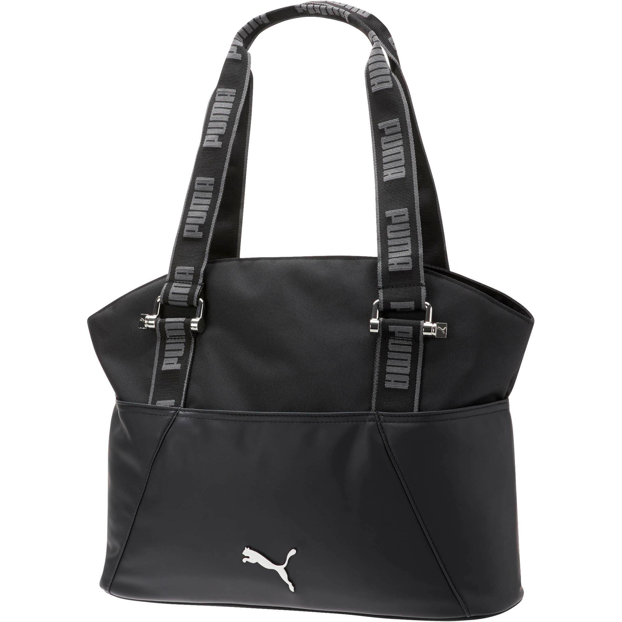 Thumbnail 1 of Marnie Tote Bag, Black Grey, medium