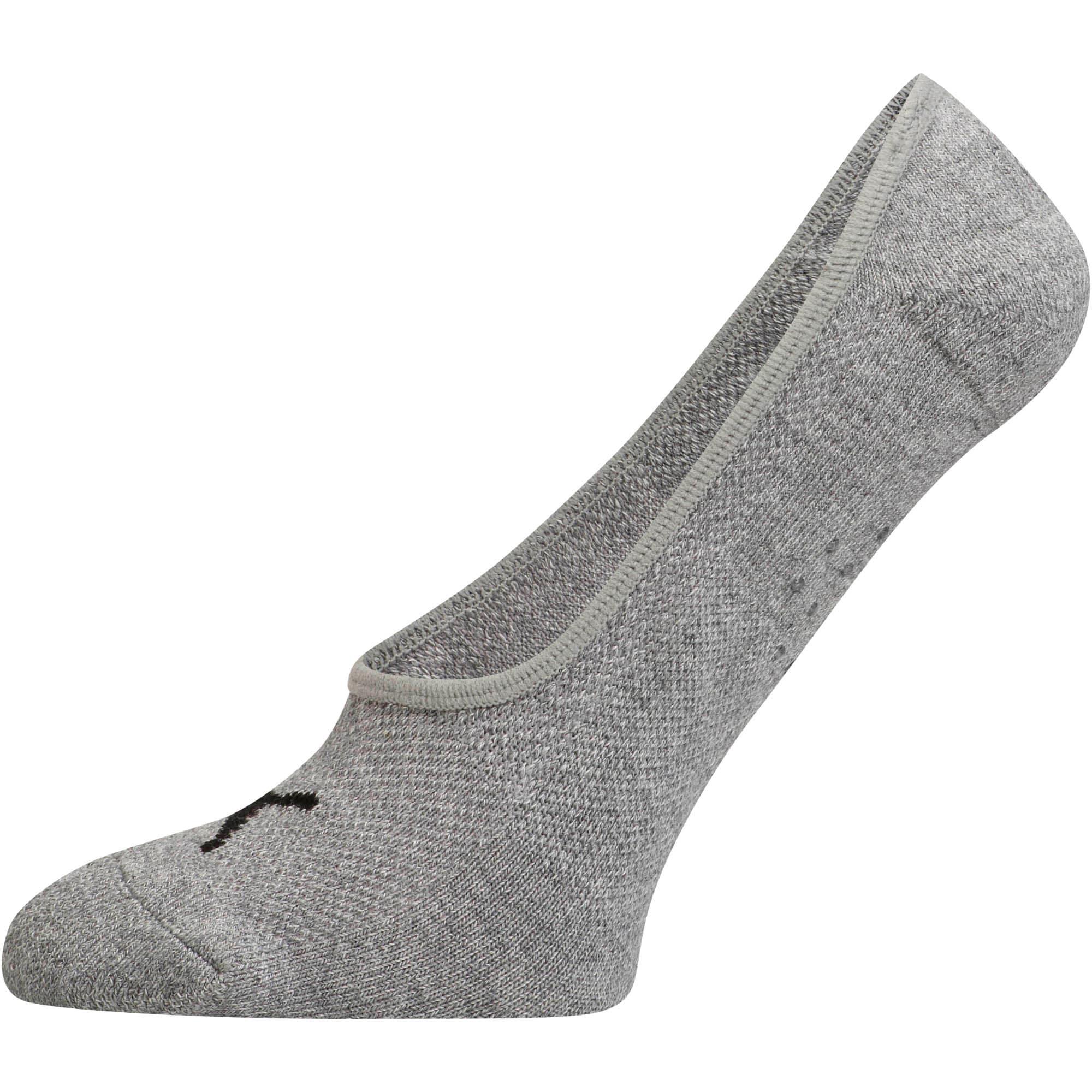 Thumbnail 4 of Women's Select Terry Liner Socks [3 Pack], GREY / PINK, medium