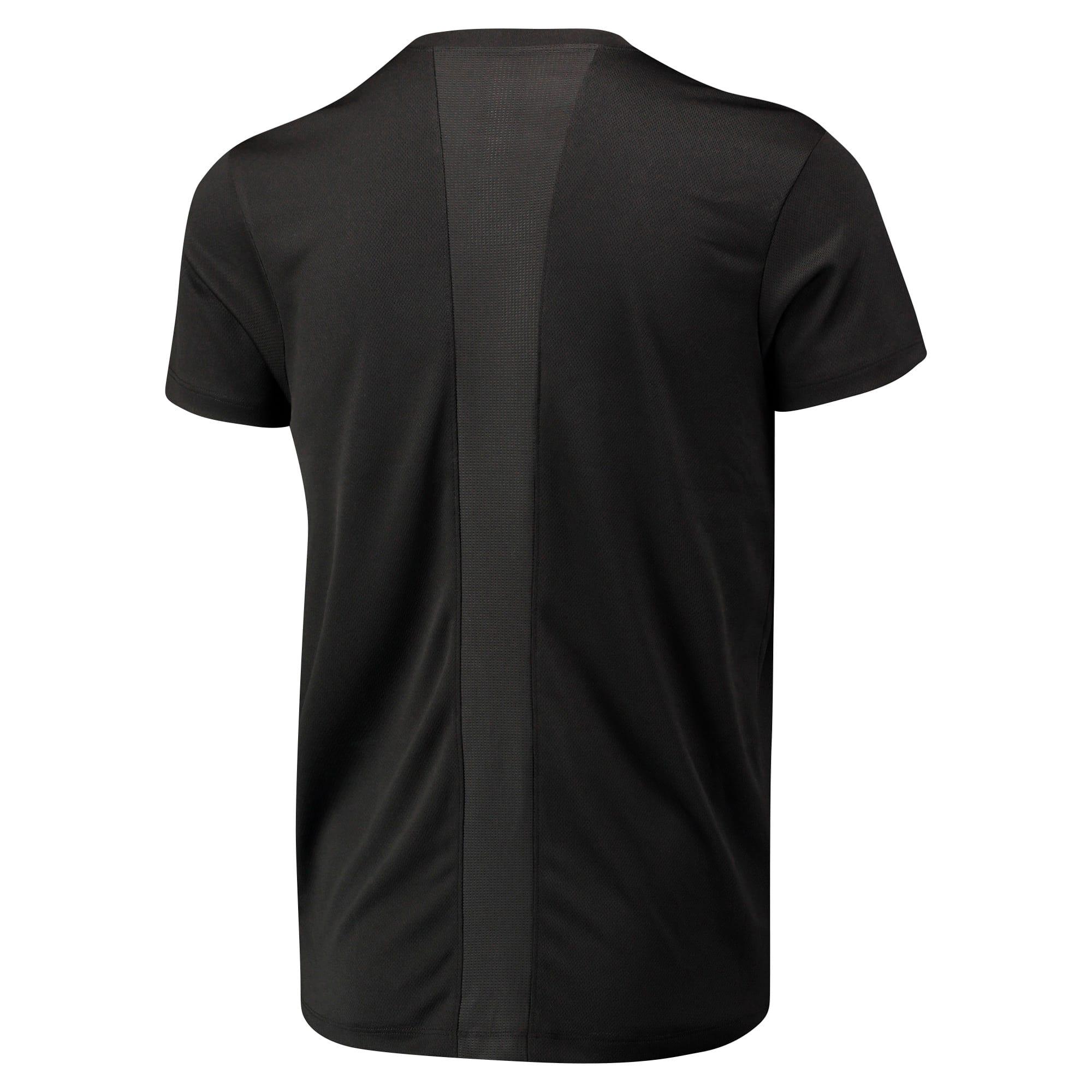 Thumbnail 2 of Active Cree T-Shirt voor heren, black, medium