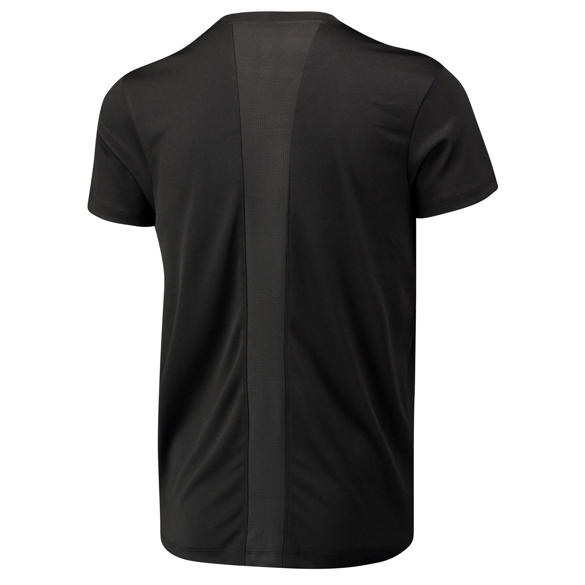 Thumbnail 4 of Active Cree T-Shirt voor heren, black, medium