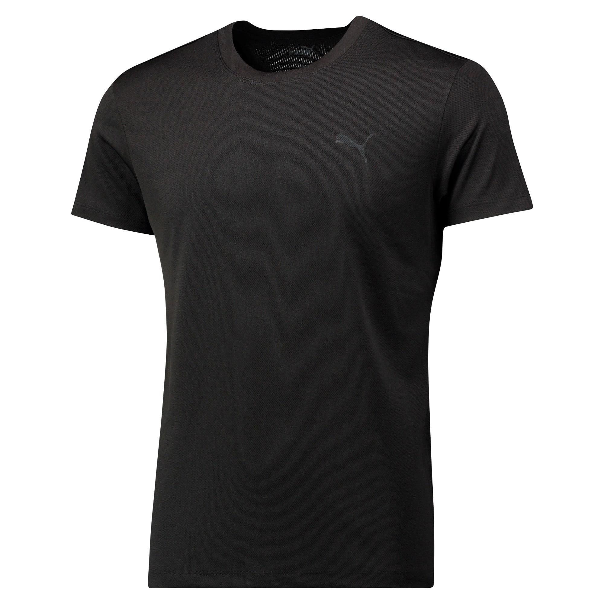 Thumbnail 1 of Active Cree T-Shirt voor heren, black, medium