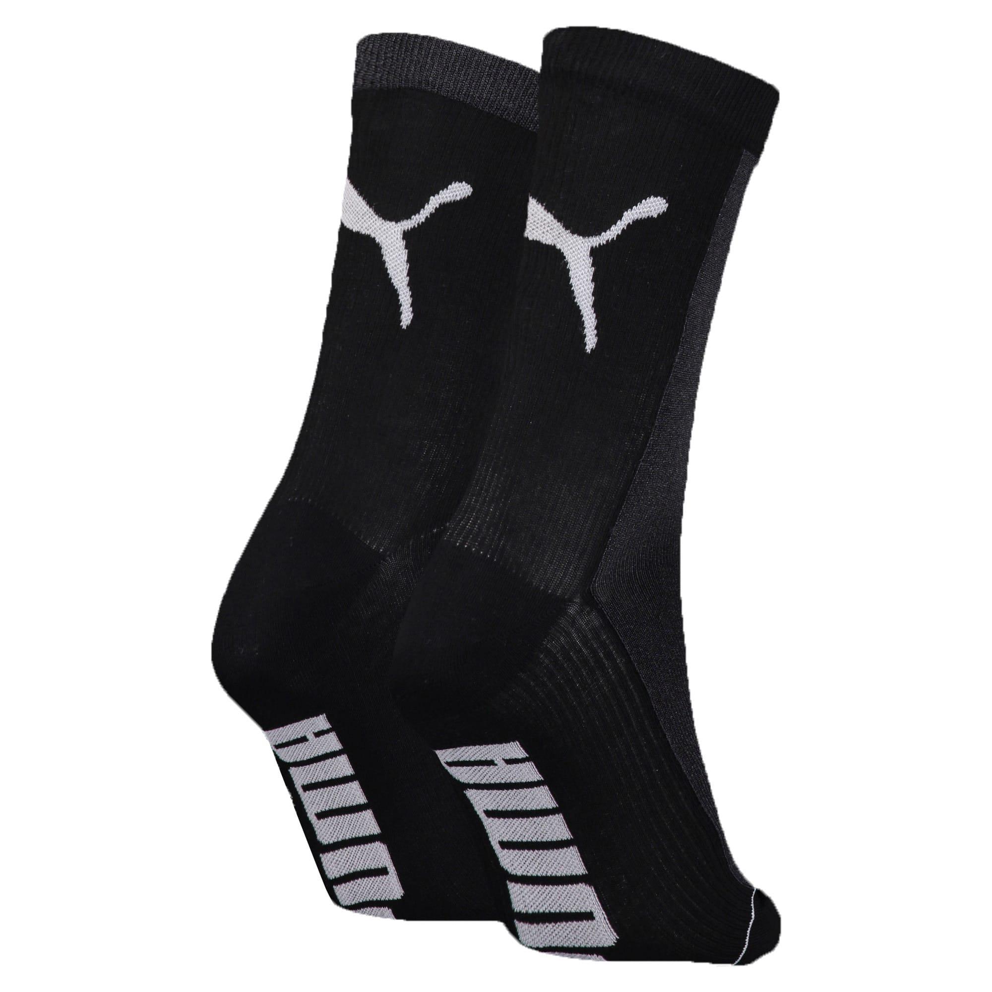 Thumbnail 2 of Radiant Women's Socks 2 Pack, black, medium