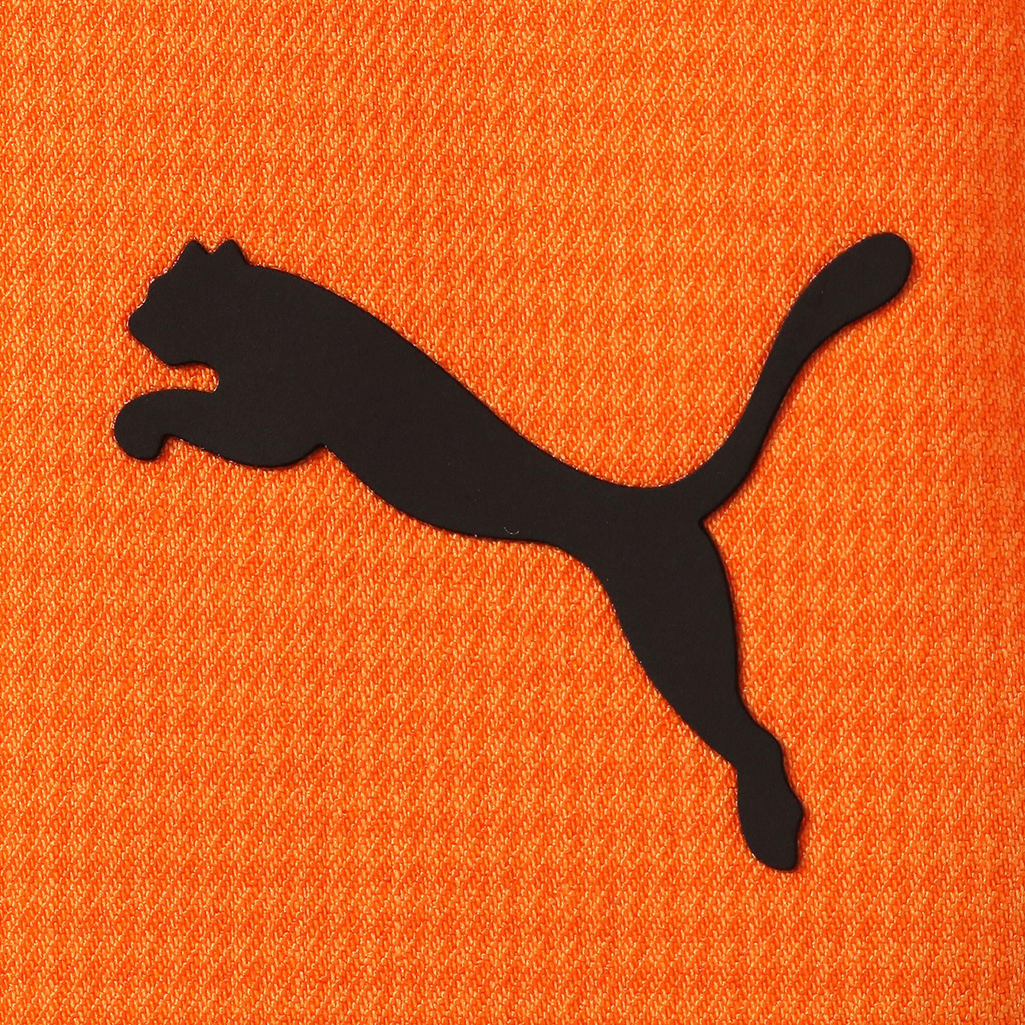 Thumbnail 4 of ゴルフ フュージョン 3Dテーパードパンツ, Vibrant Orange, medium-JPN