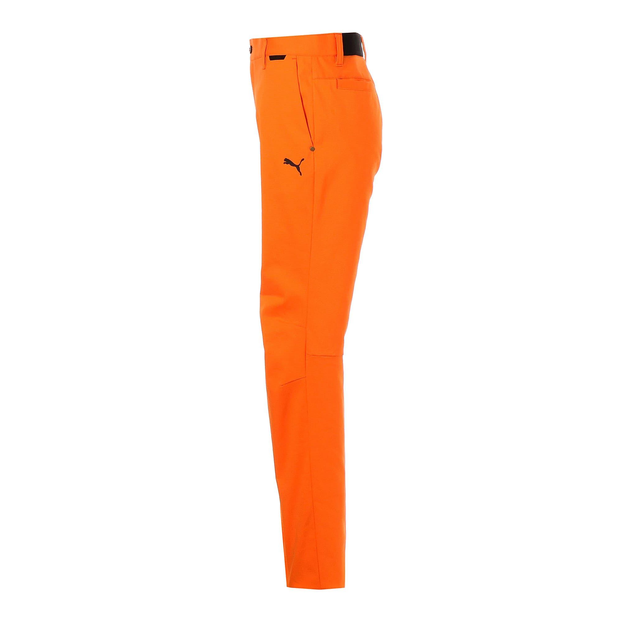 Thumbnail 2 of ゴルフ フュージョン 3Dテーパードパンツ, Vibrant Orange, medium-JPN