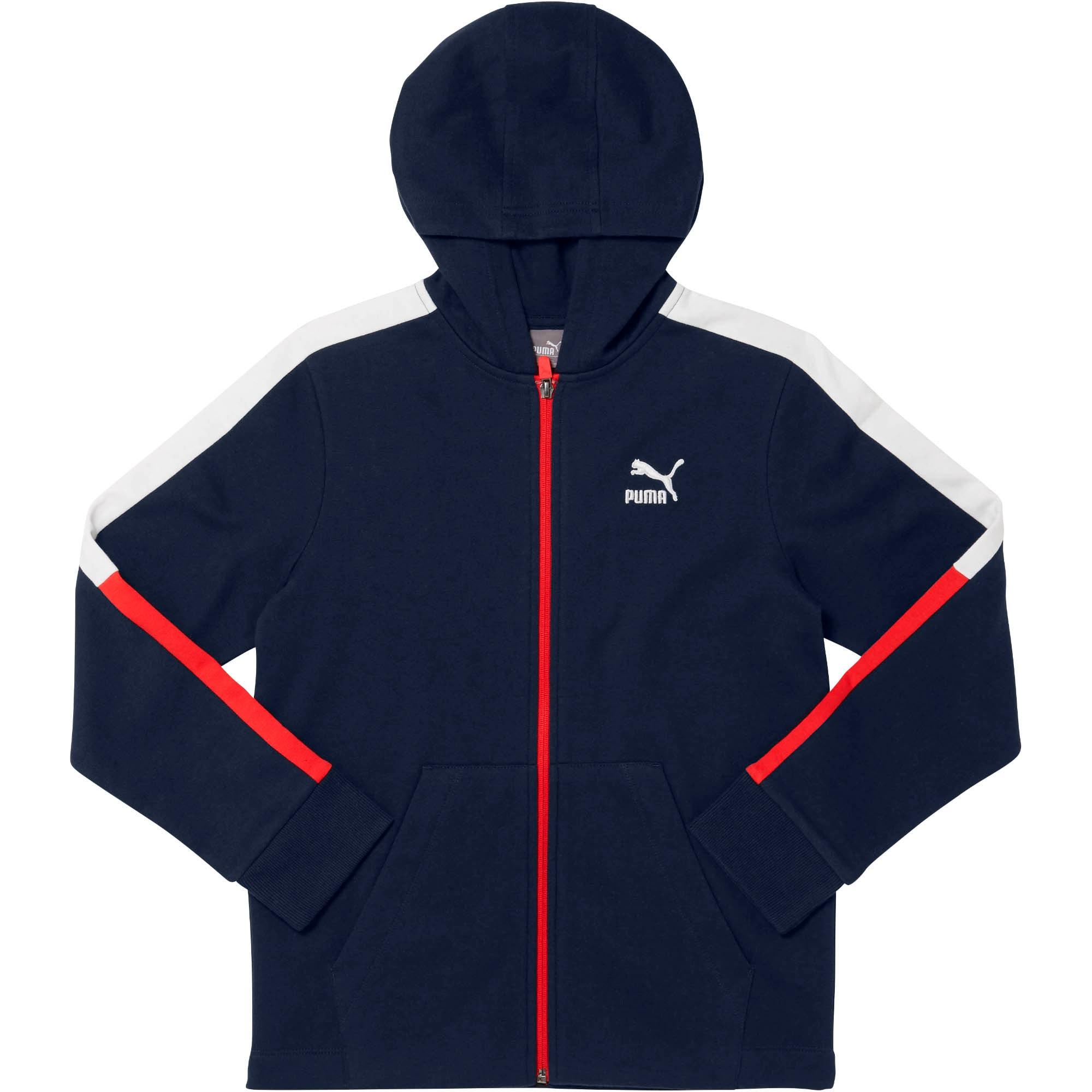 Hoodies PUMA Boys Active Hoodie Hooded Sweatshirt Clothing & Accessories  nsclra.ca