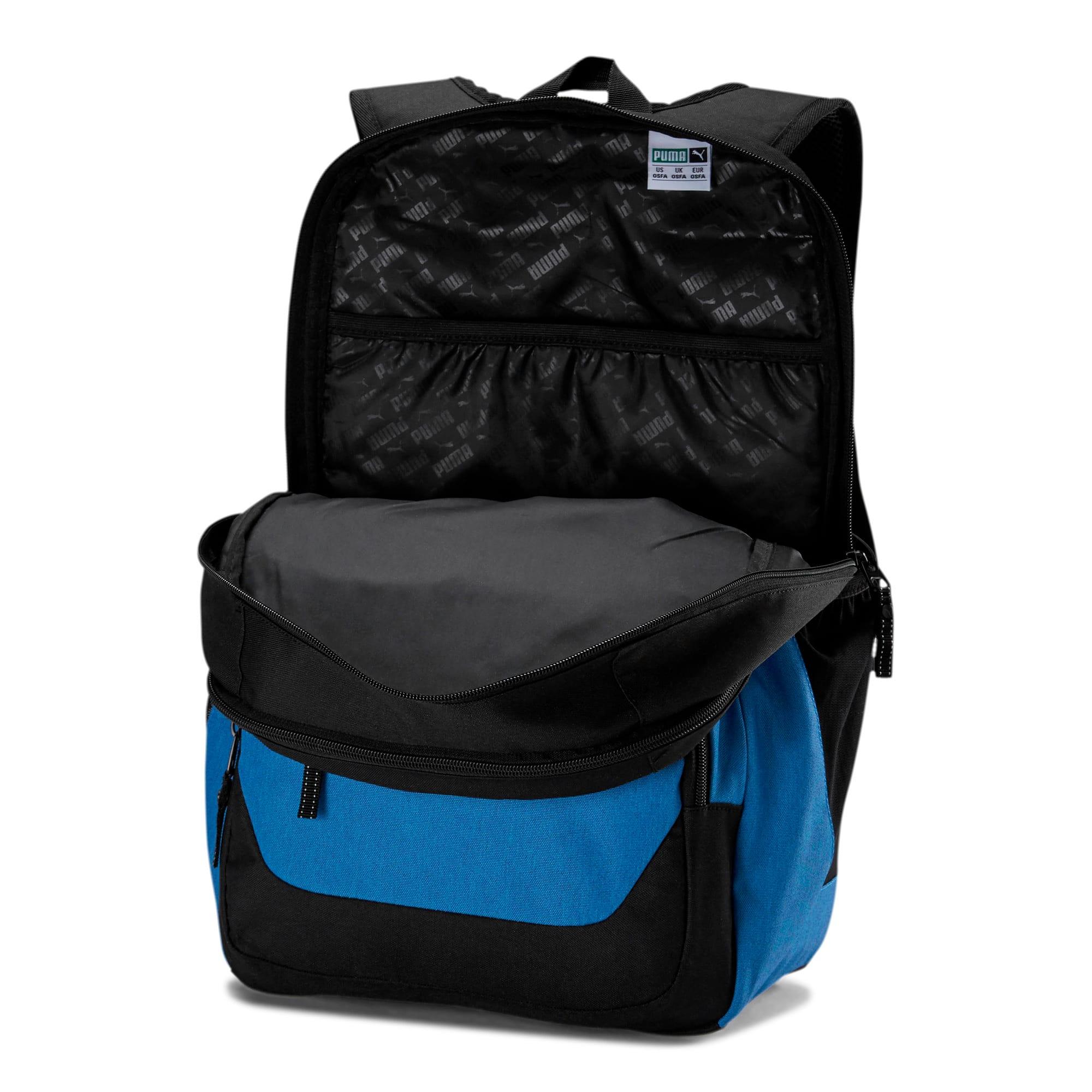 Thumbnail 3 of PUMA Everready Backpack, Blue, medium