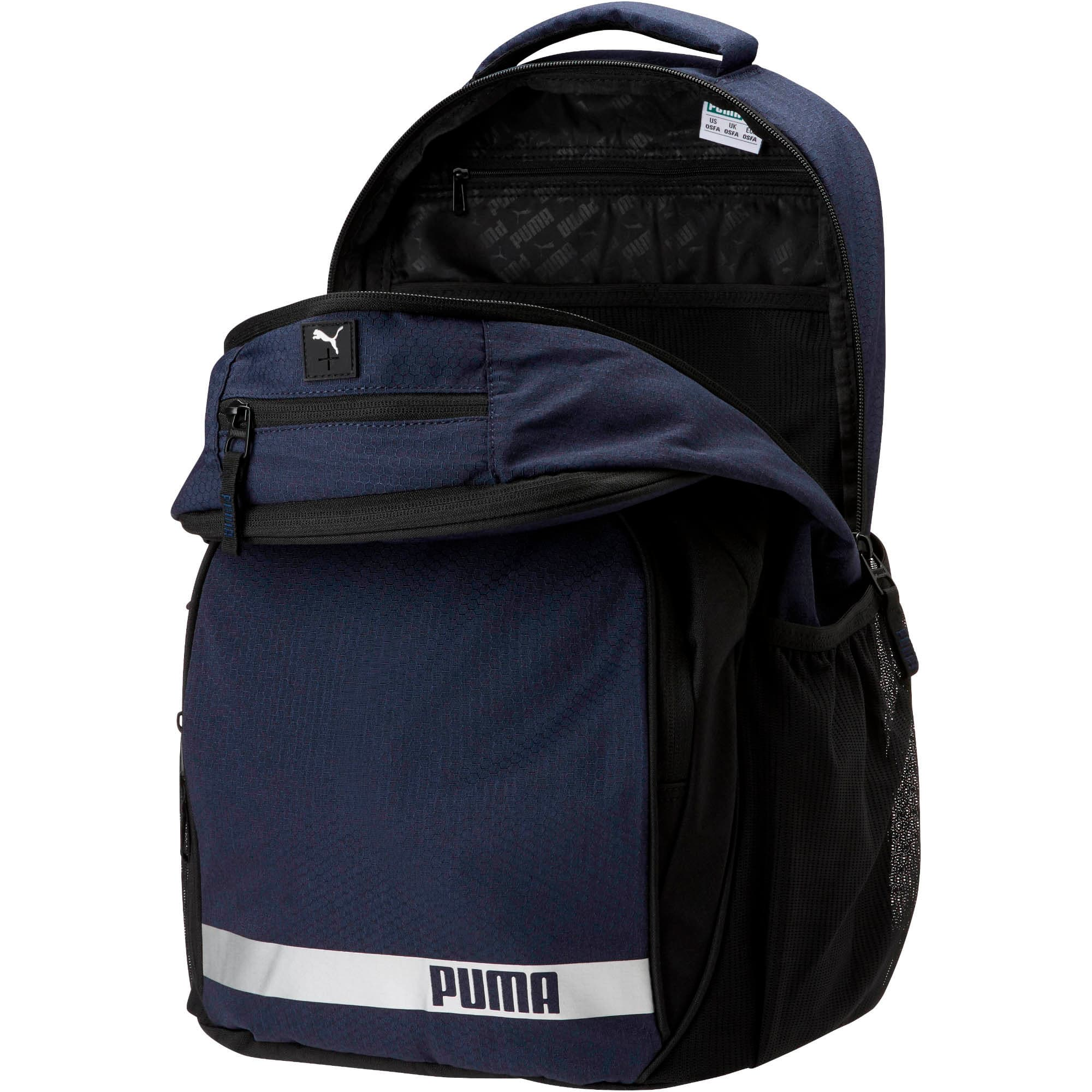 Formation 2.0 Ball Backpack, Navy, large