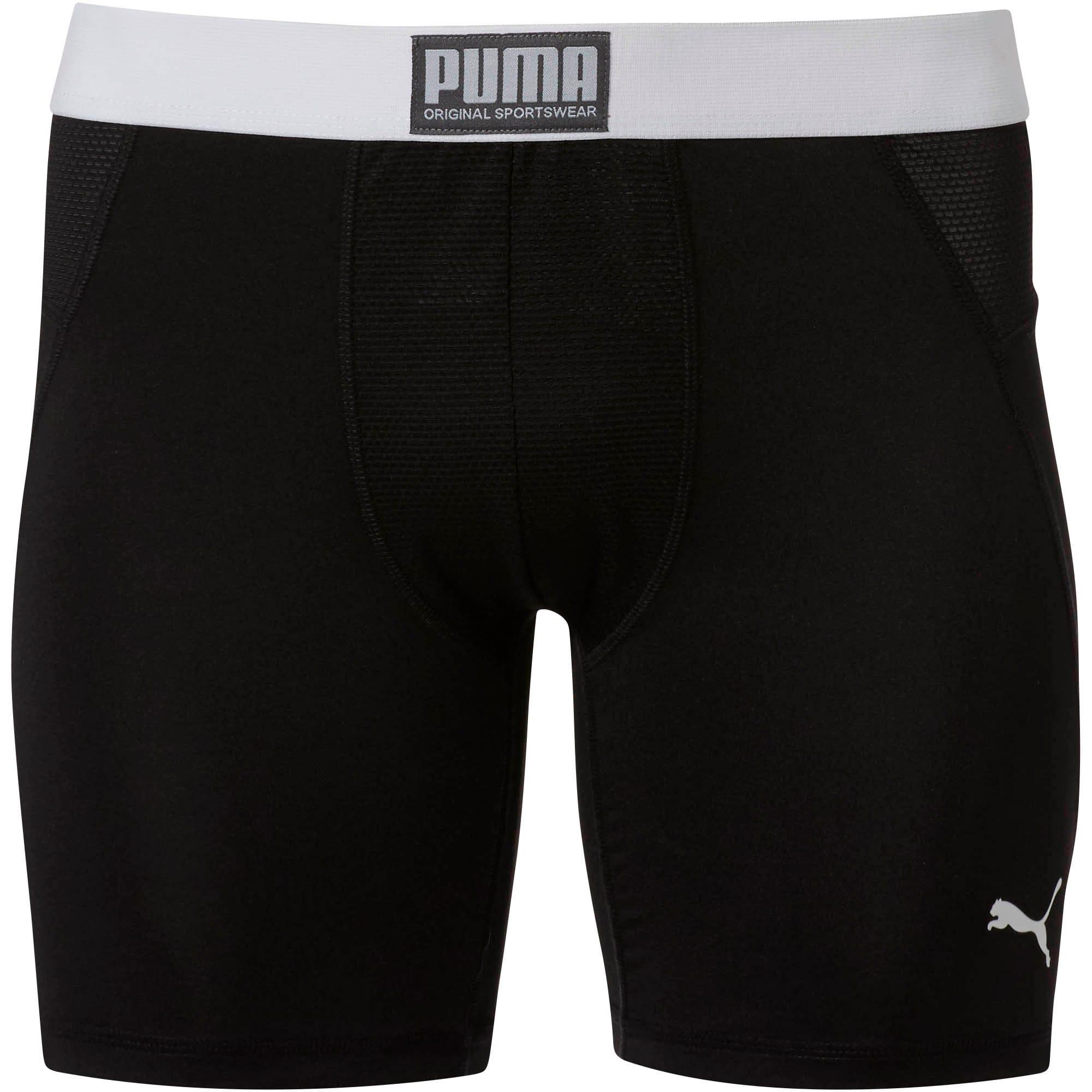Thumbnail 3 of Men's Flex Cool Performance Boxer Brief [2 Pack], RED / BLACK, medium