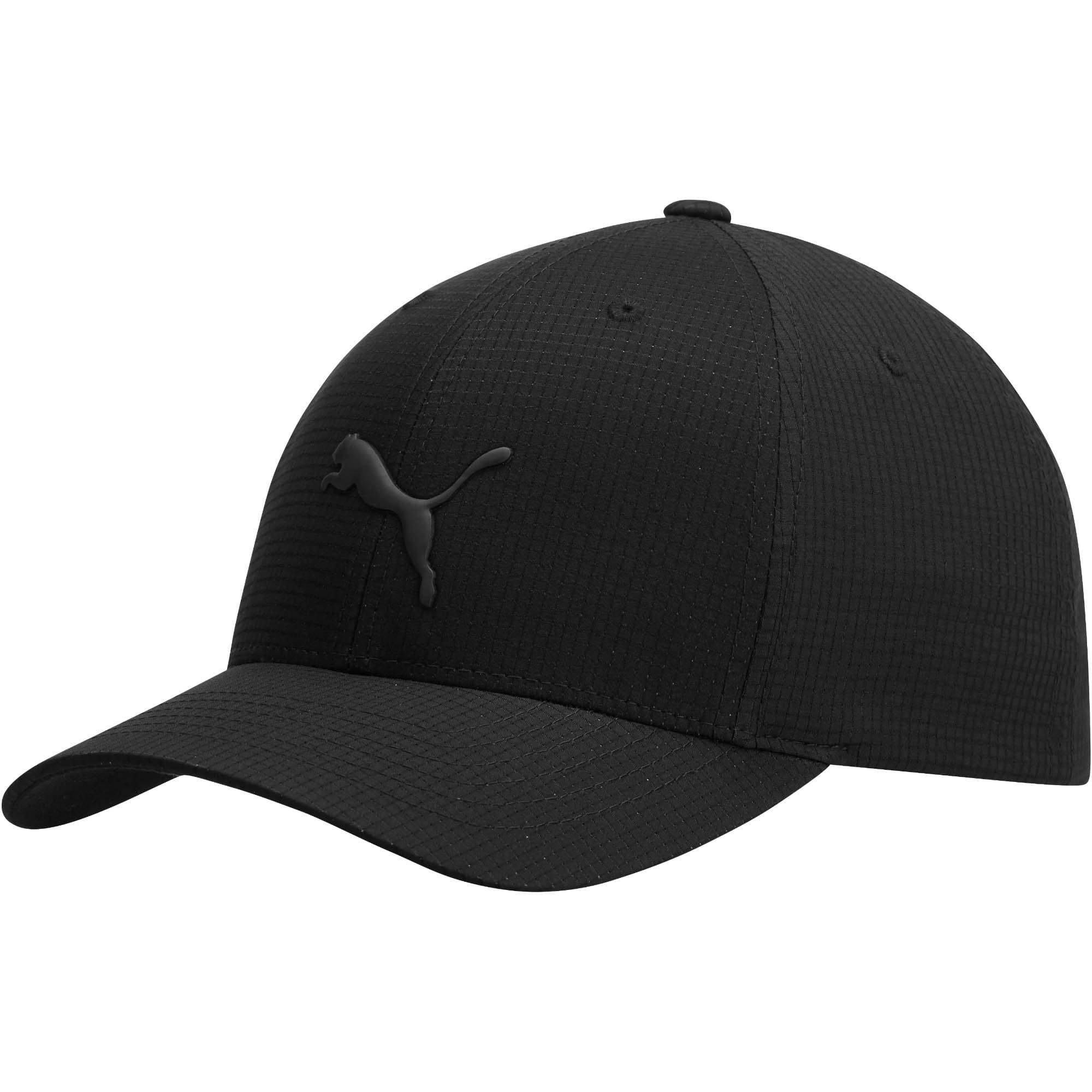 Thumbnail 1 of Cubic FLEXFIT Cap, Black, medium