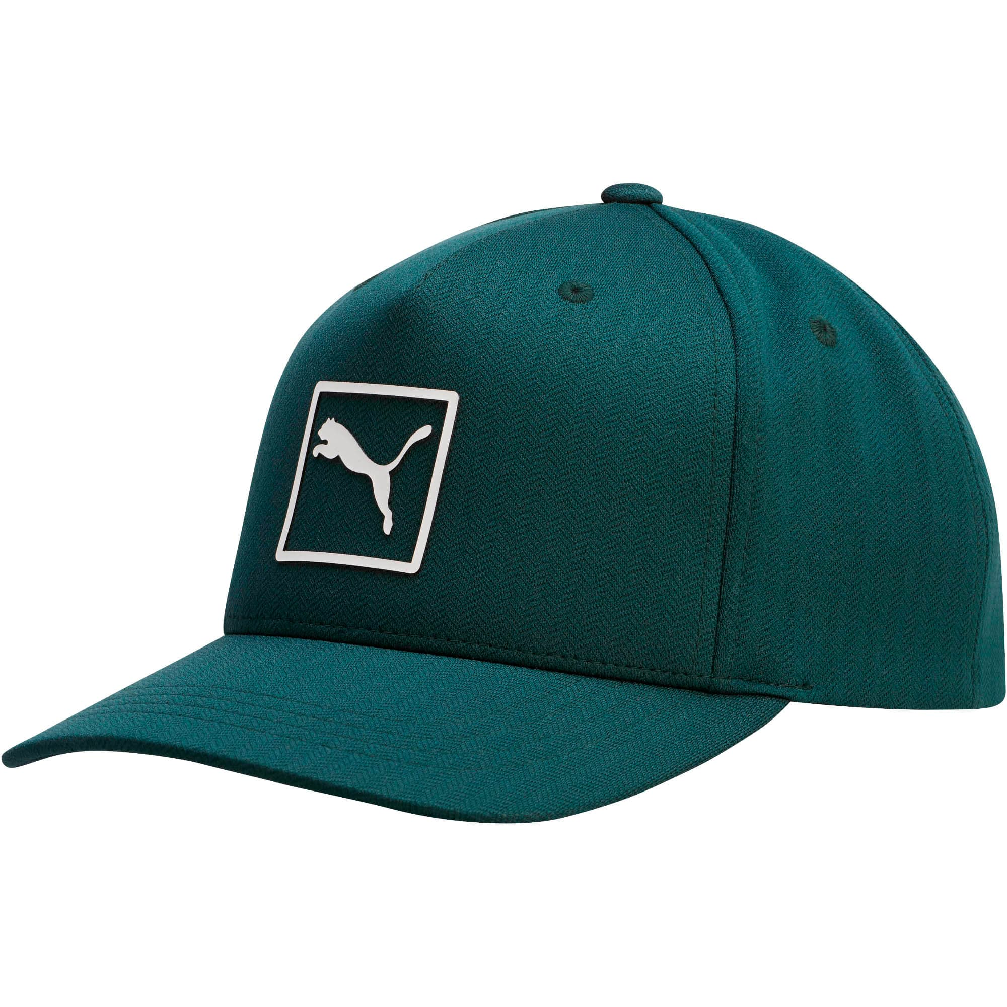 Thumbnail 1 of Chromatic Snapback, Dark Green, medium