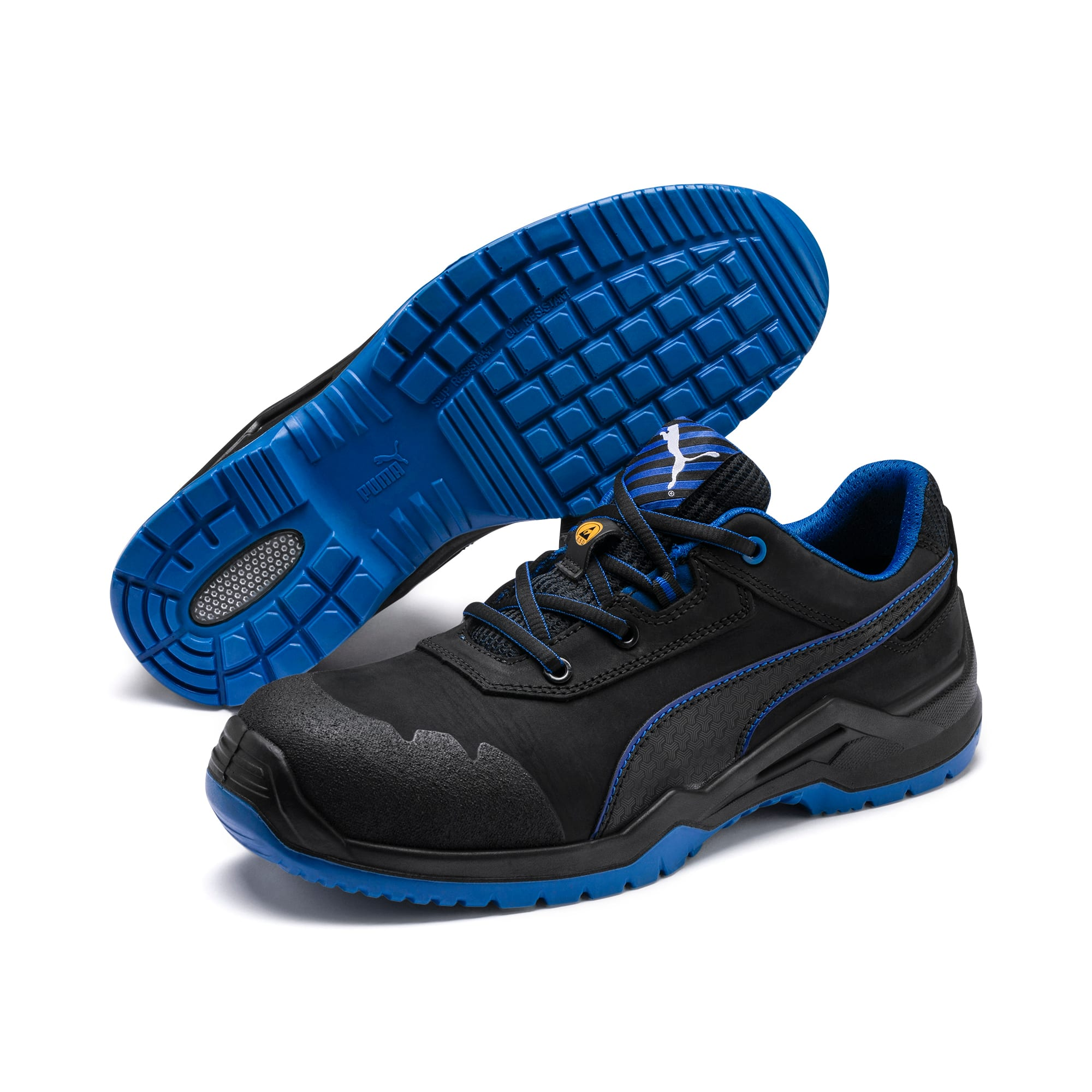 Bezpieczne buty Argon Blue Low S3 ESD SRC