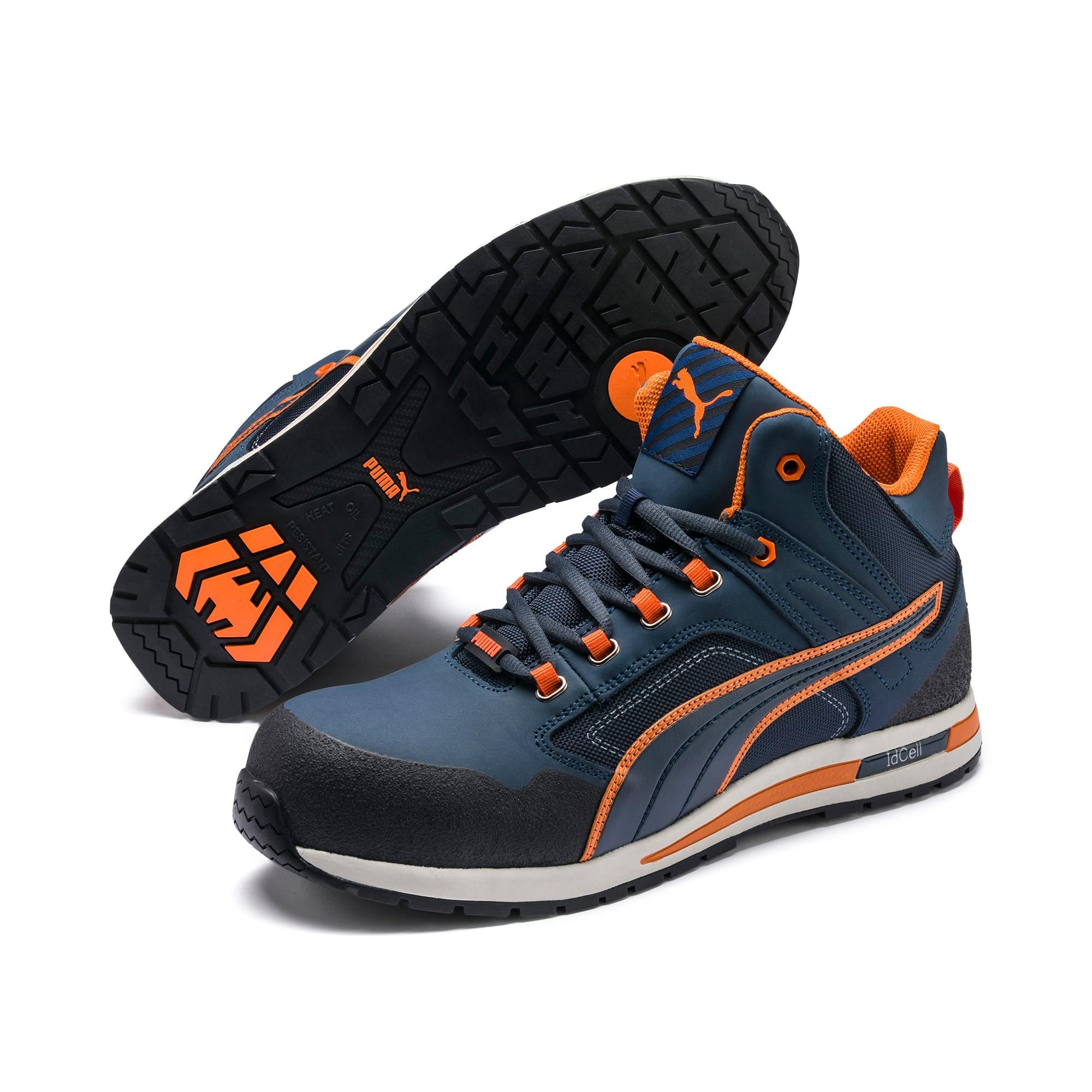 Safety Shoe Crosstwist Mid S3 HRO SRC