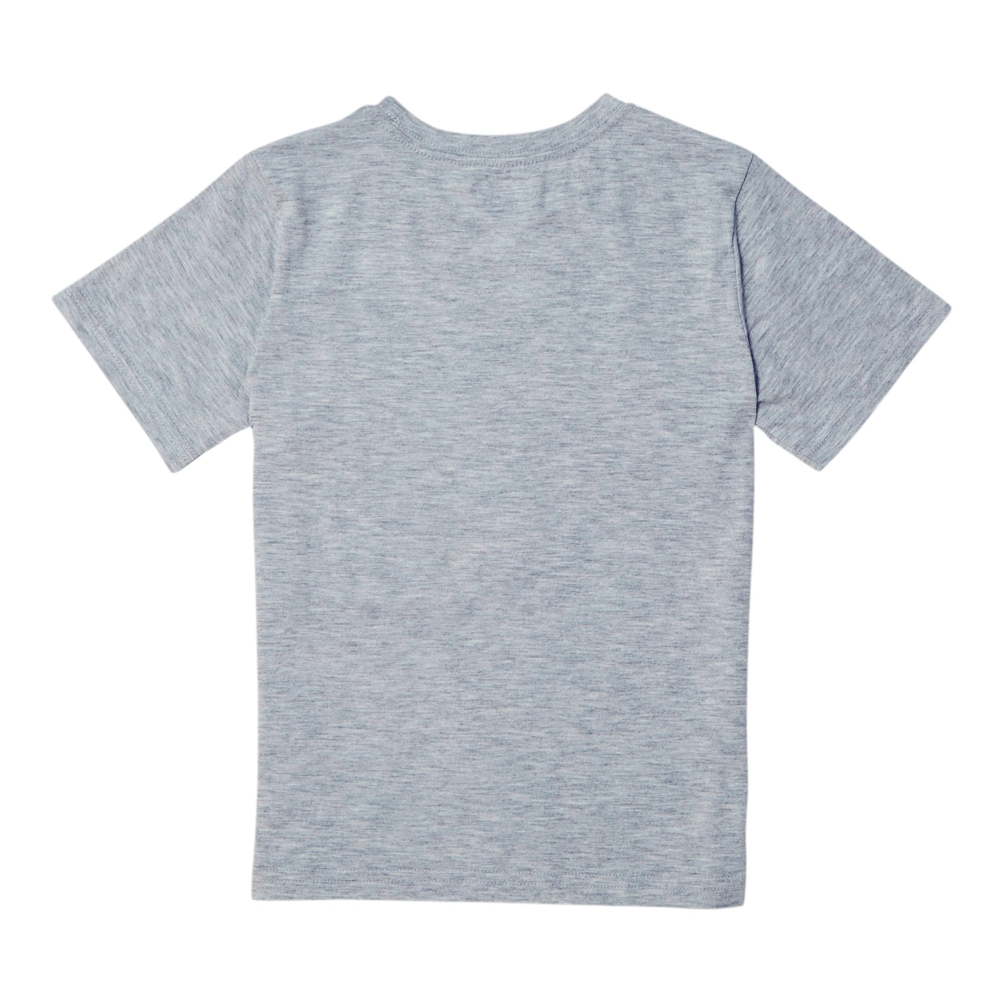 Thumbnail 2 of Classics Pack Little Kids' Archive Logo Tee, LT HEATHER GREY, medium