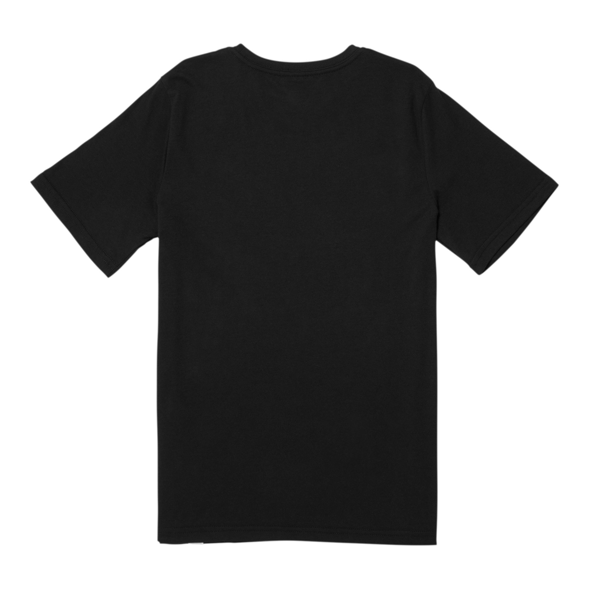 Thumbnail 2 of Classics Pack Boys' Archive Logo Tee JR, PUMA BLACK, medium