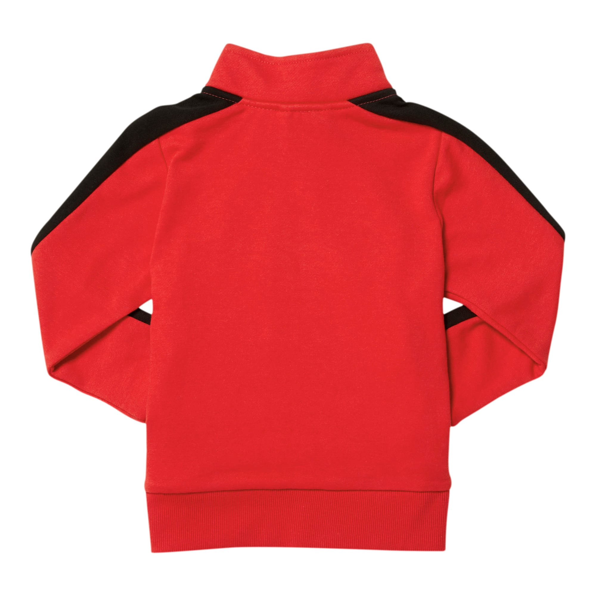 Thumbnail 2 of Toddler T7 Track Jacket, HIGH RISK RED, medium