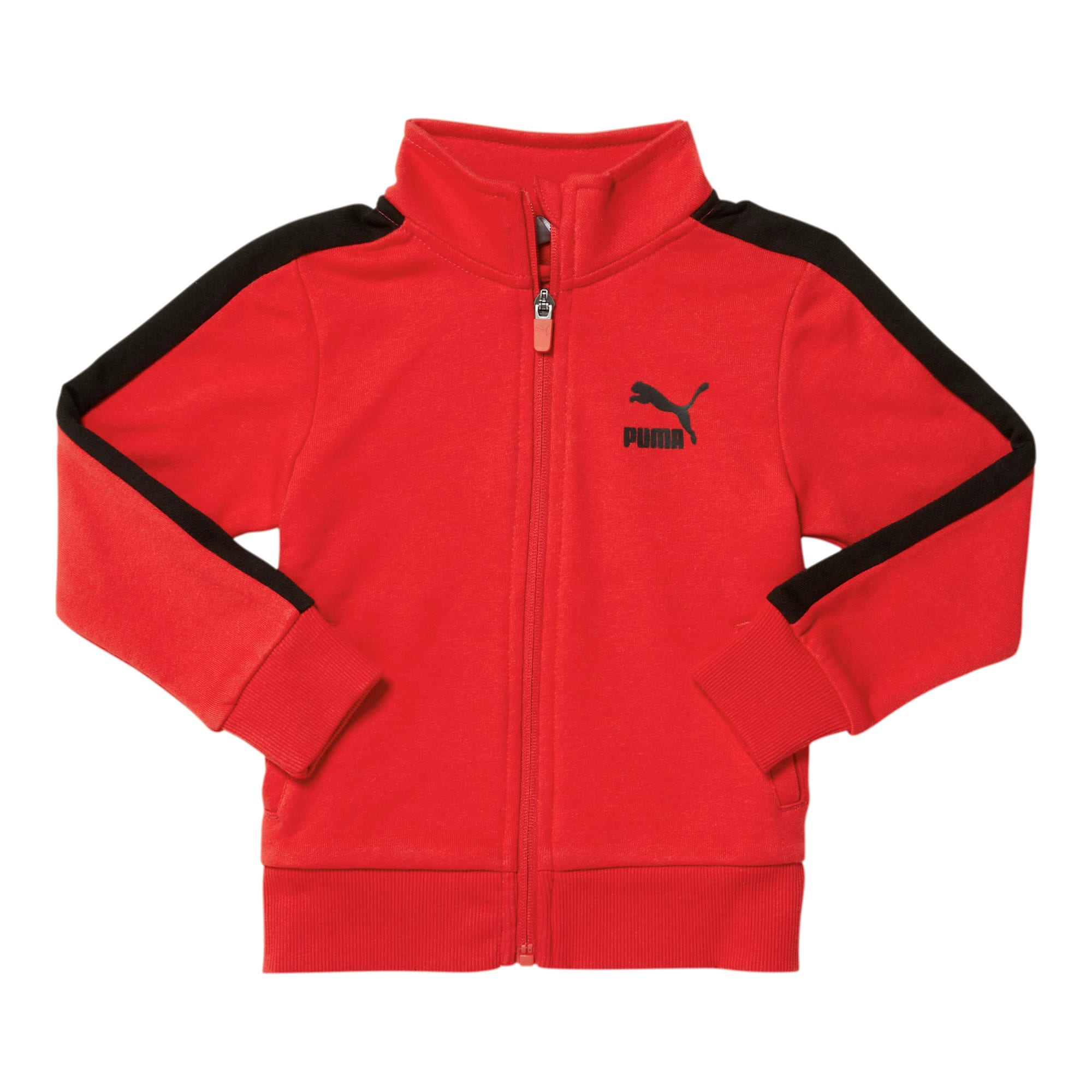 Thumbnail 1 of Toddler T7 Track Jacket, HIGH RISK RED, medium