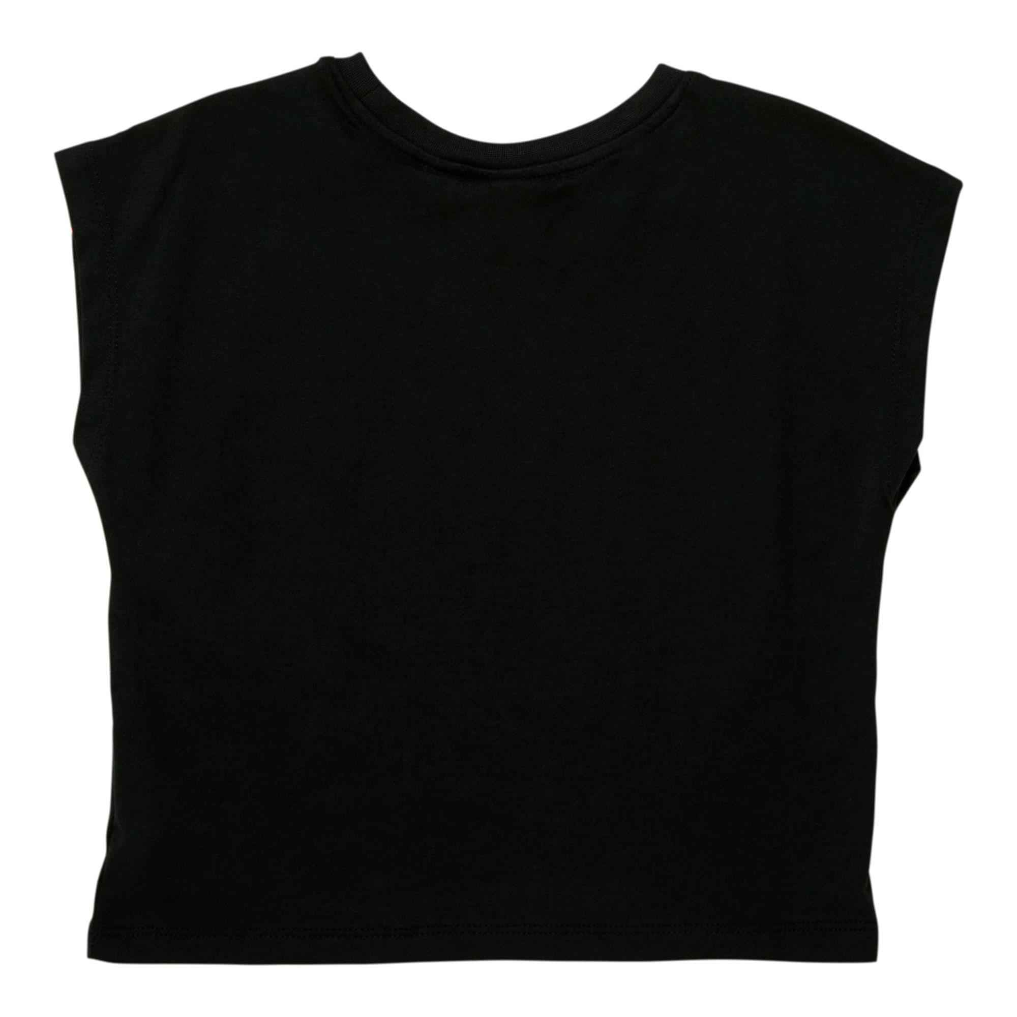 Thumbnail 2 of Amplified Pack Little Kids' Fashion Tee, PUMA BLACK, medium