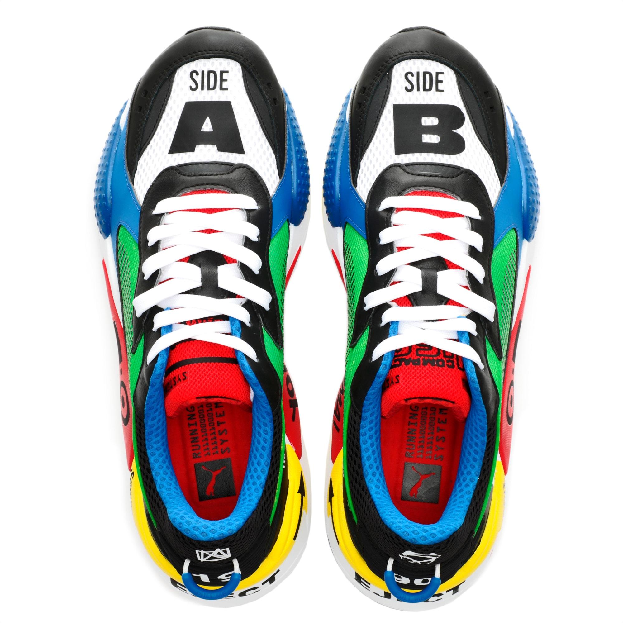 RS X MIXTAPE Sneakers