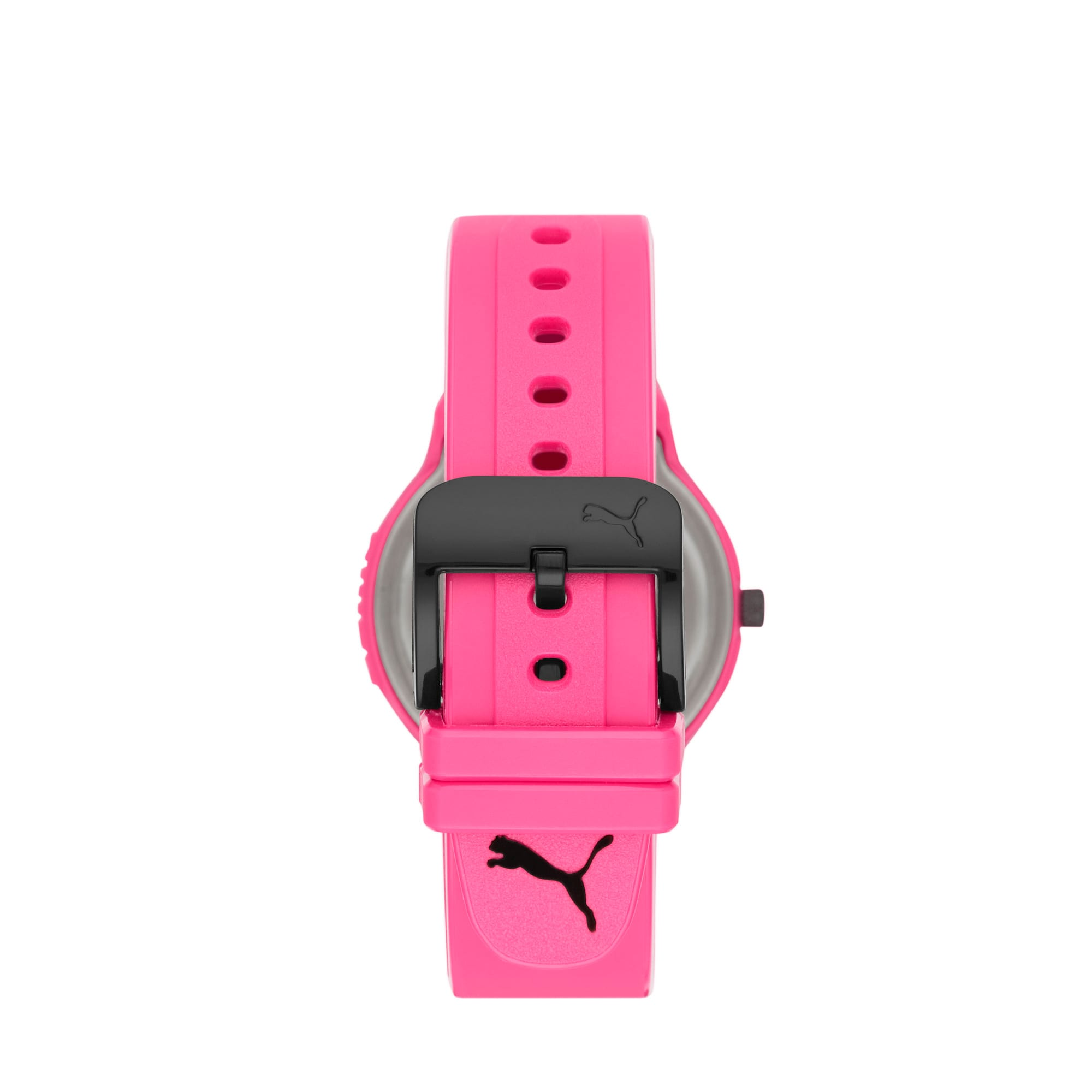 Thumbnail 2 of Reset Polyurethane V2 Women's Watch, Pink/Pink, medium