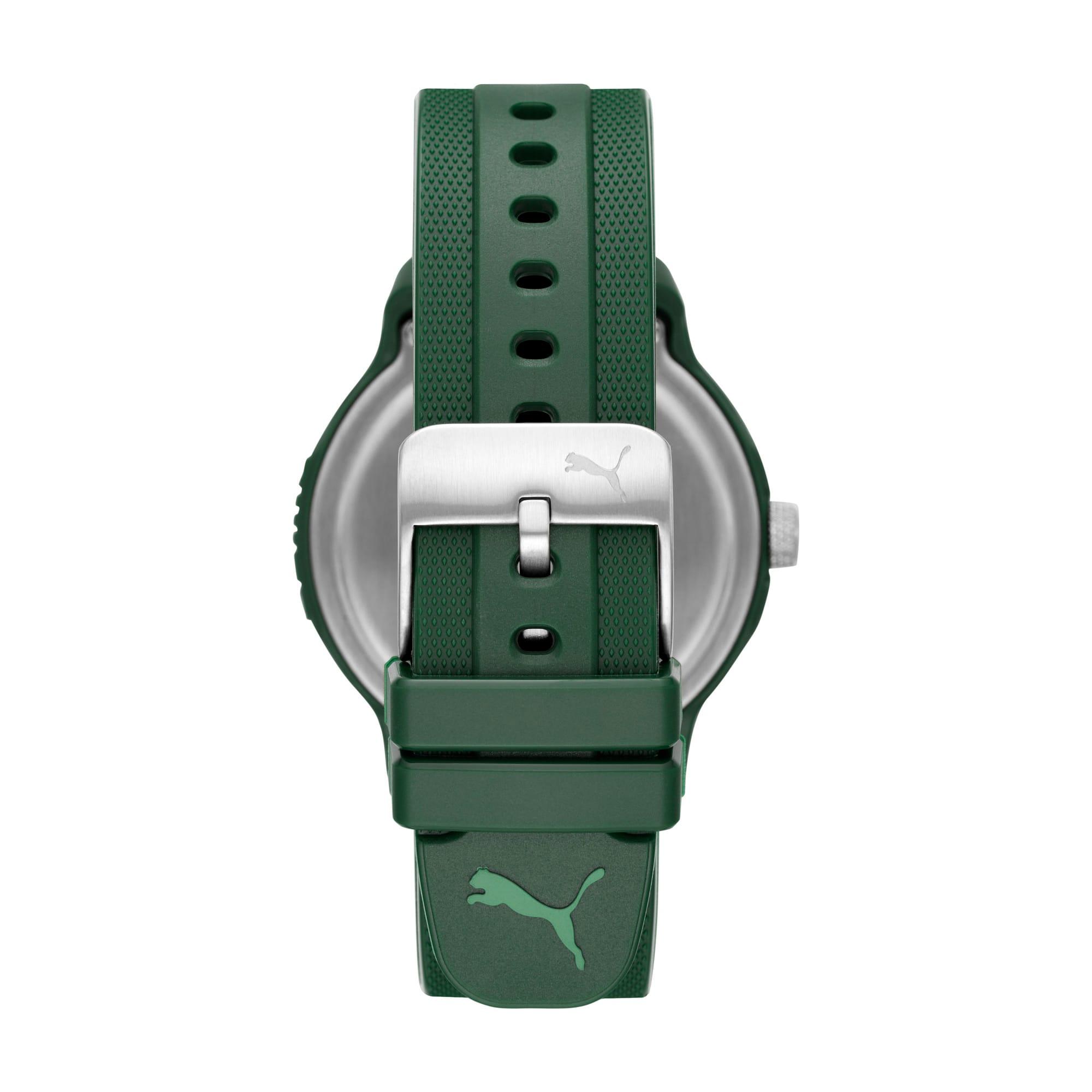 Thumbnail 2 of Reset v2 Watch, Green/Green, medium
