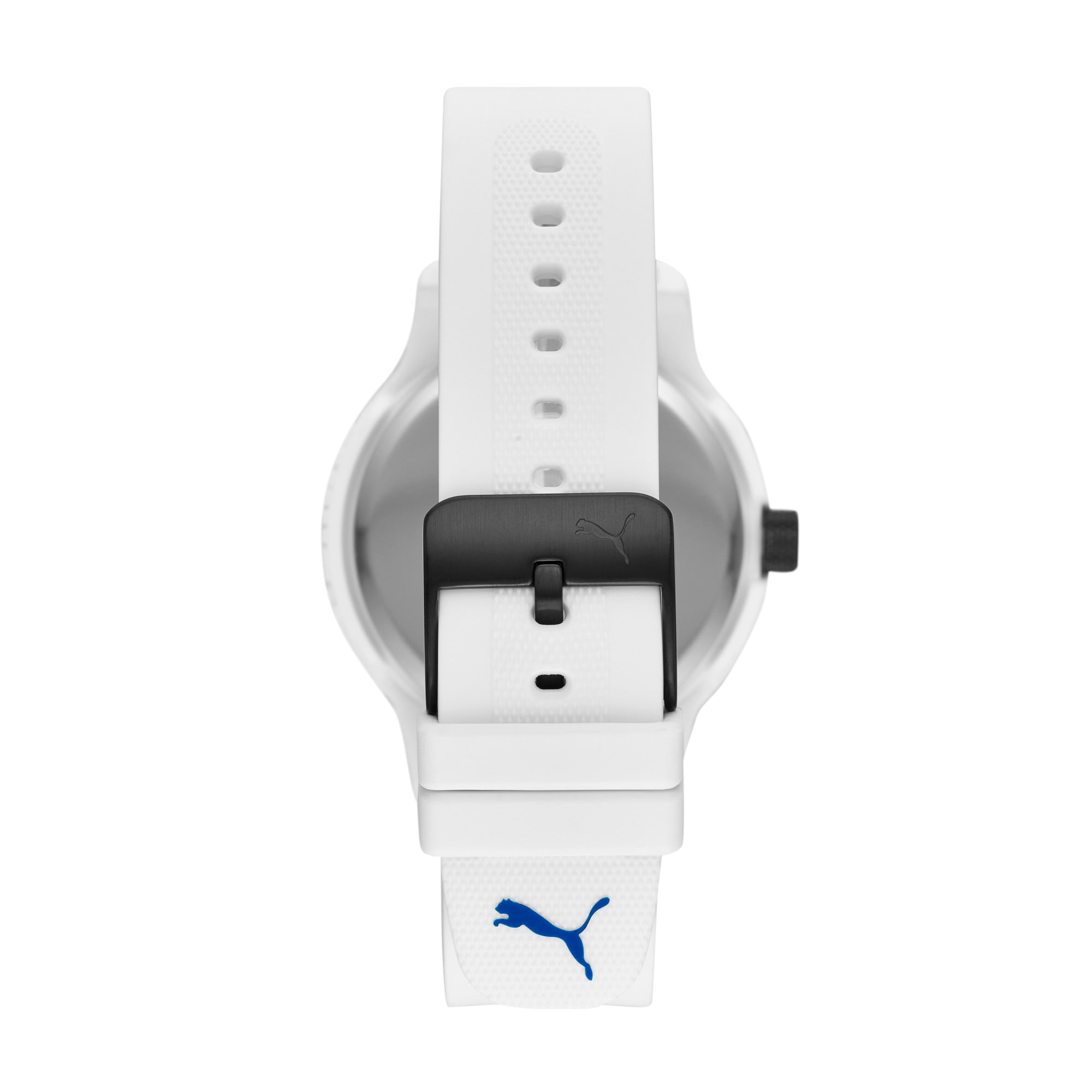 Thumbnail 2 of Reset v1 Watch, White/White, medium
