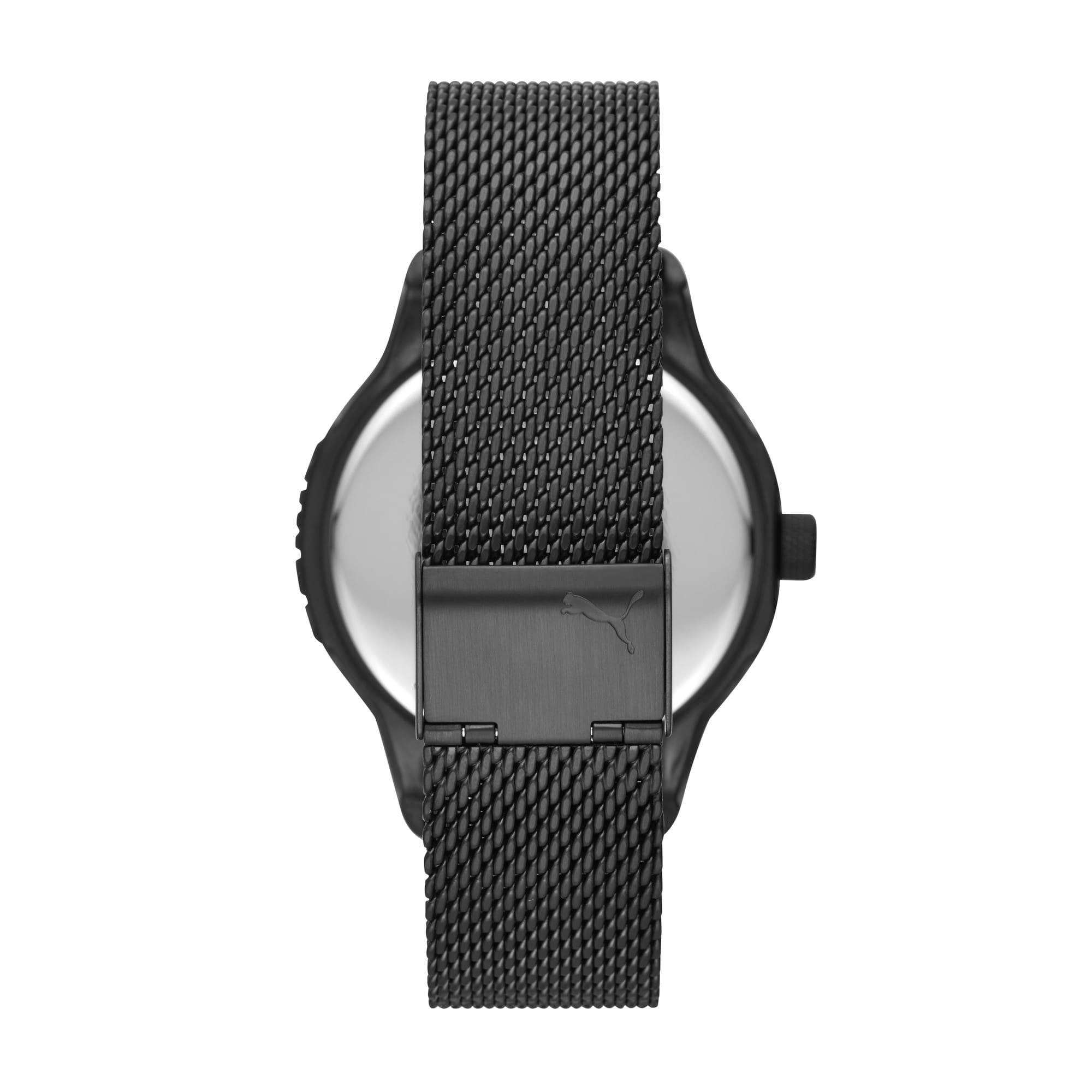 Thumbnail 3 of Reset v1 Watch, Black/Black, medium