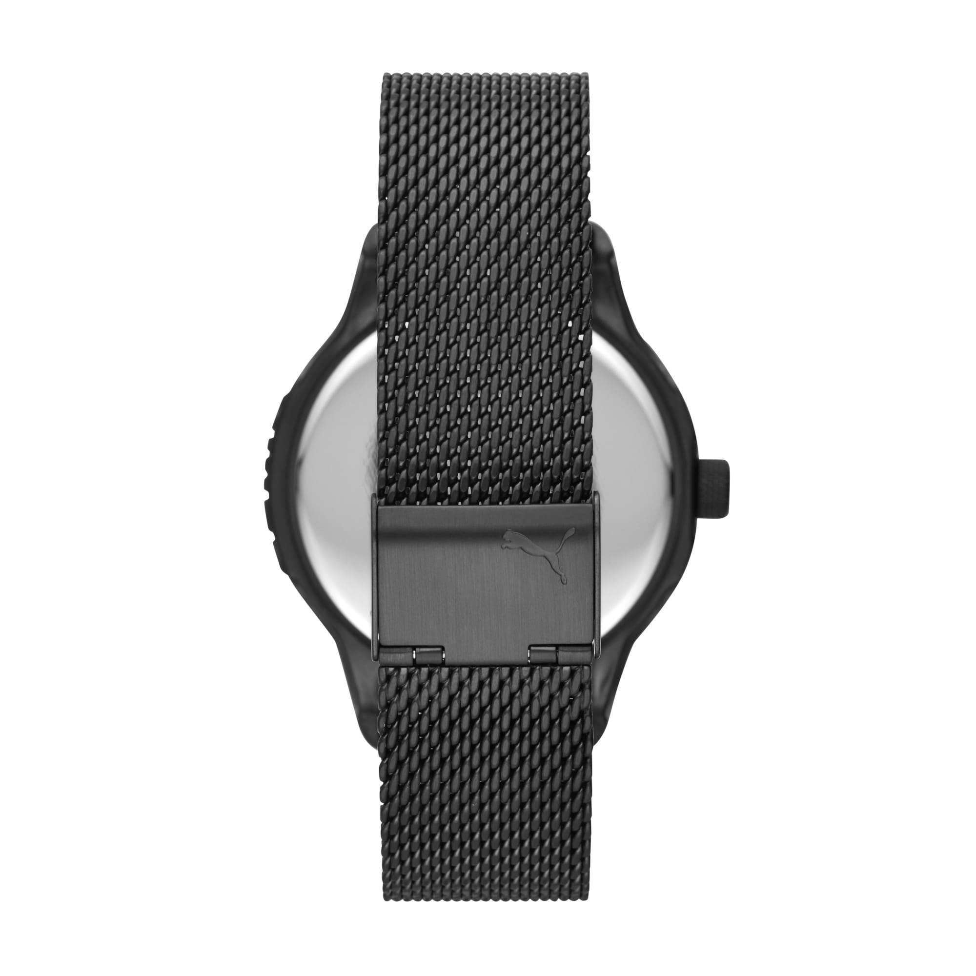 Thumbnail 2 of Reset v1 Watch, Black/Black, medium