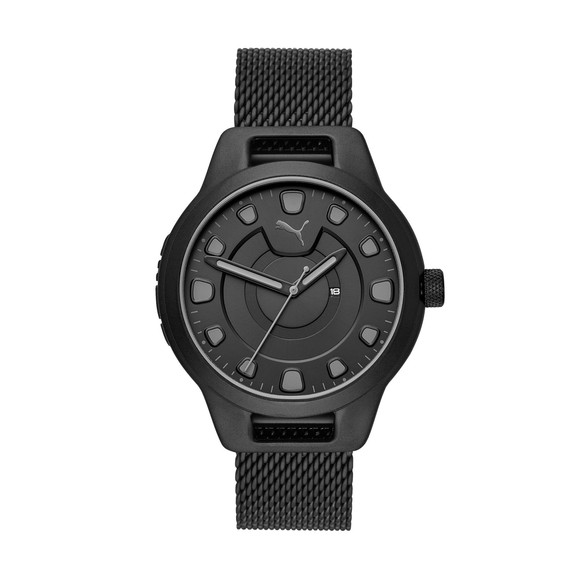 Thumbnail 1 of Reset v1 Watch, Black/Black, medium