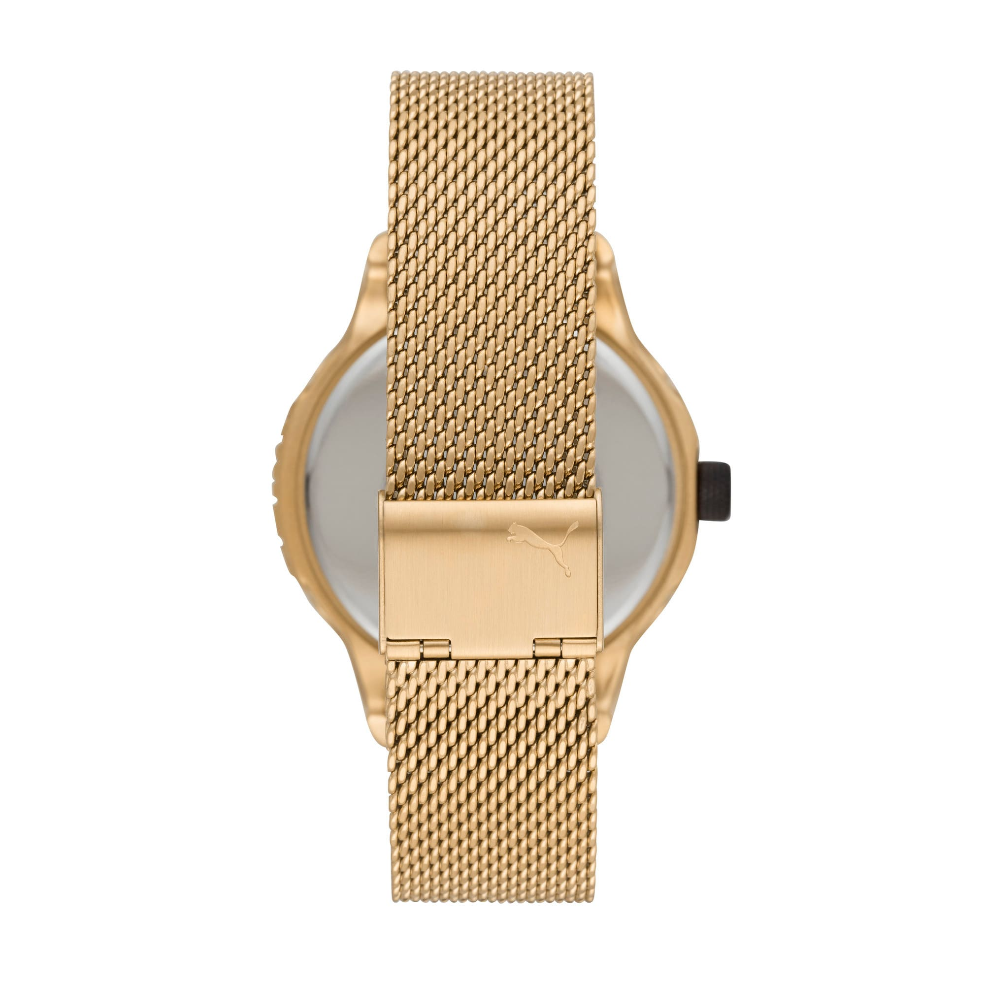 Reset v1 Watch, Gold/Gold, large