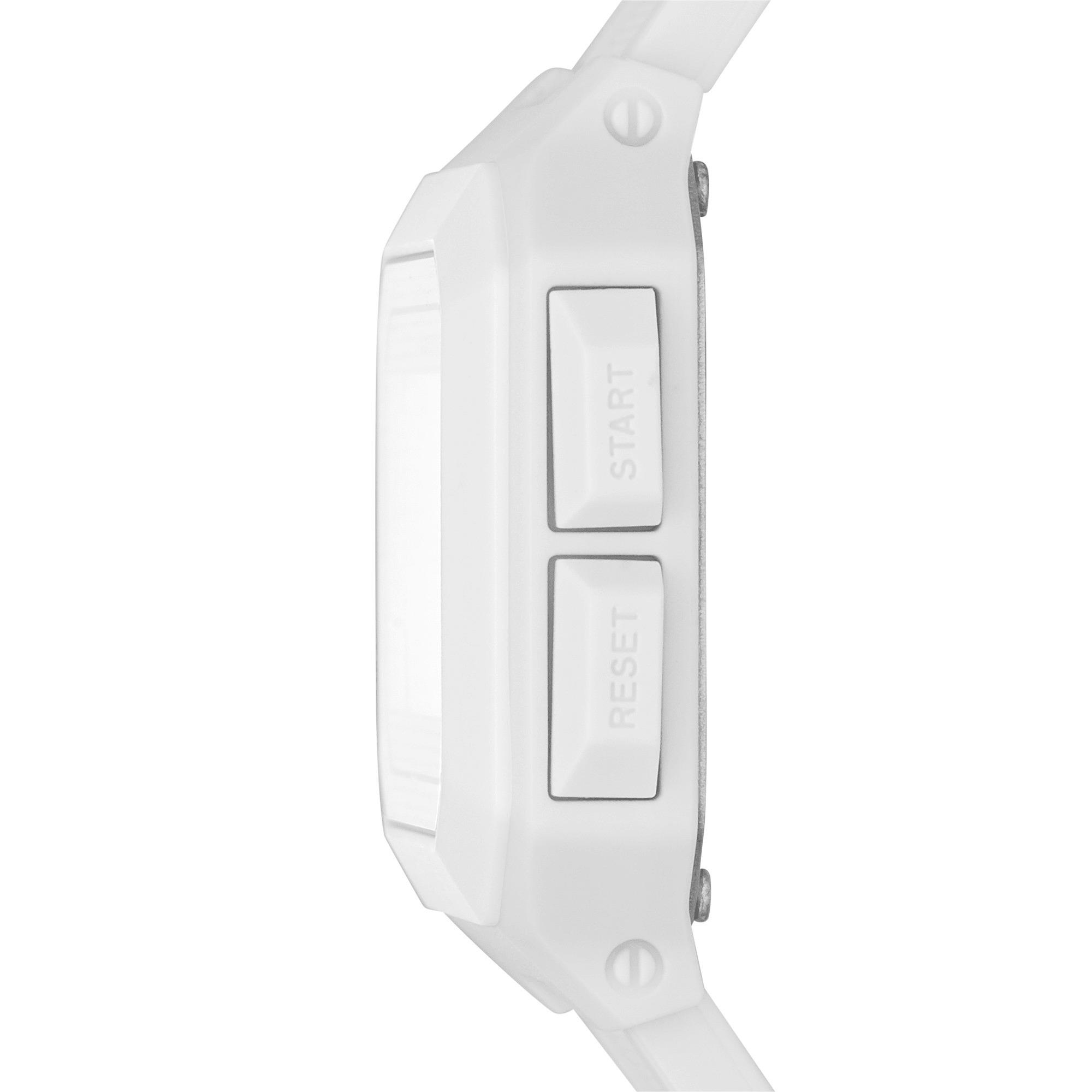 Thumbnail 3 of Remix White Digital Watch, White/White, medium