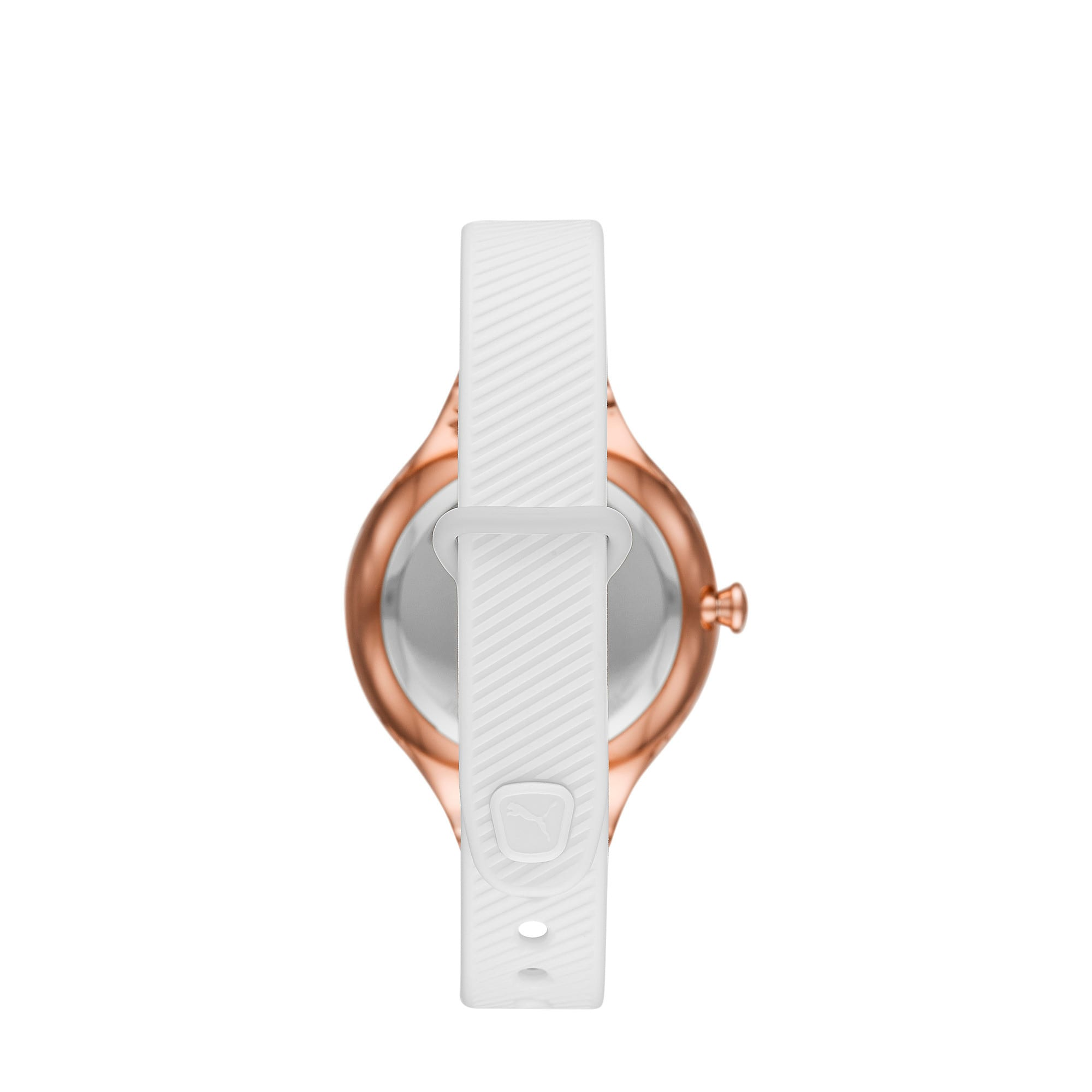 Thumbnail 2 of CONTOUR Ultra Slim Women's Watch, Rose gold/White, medium