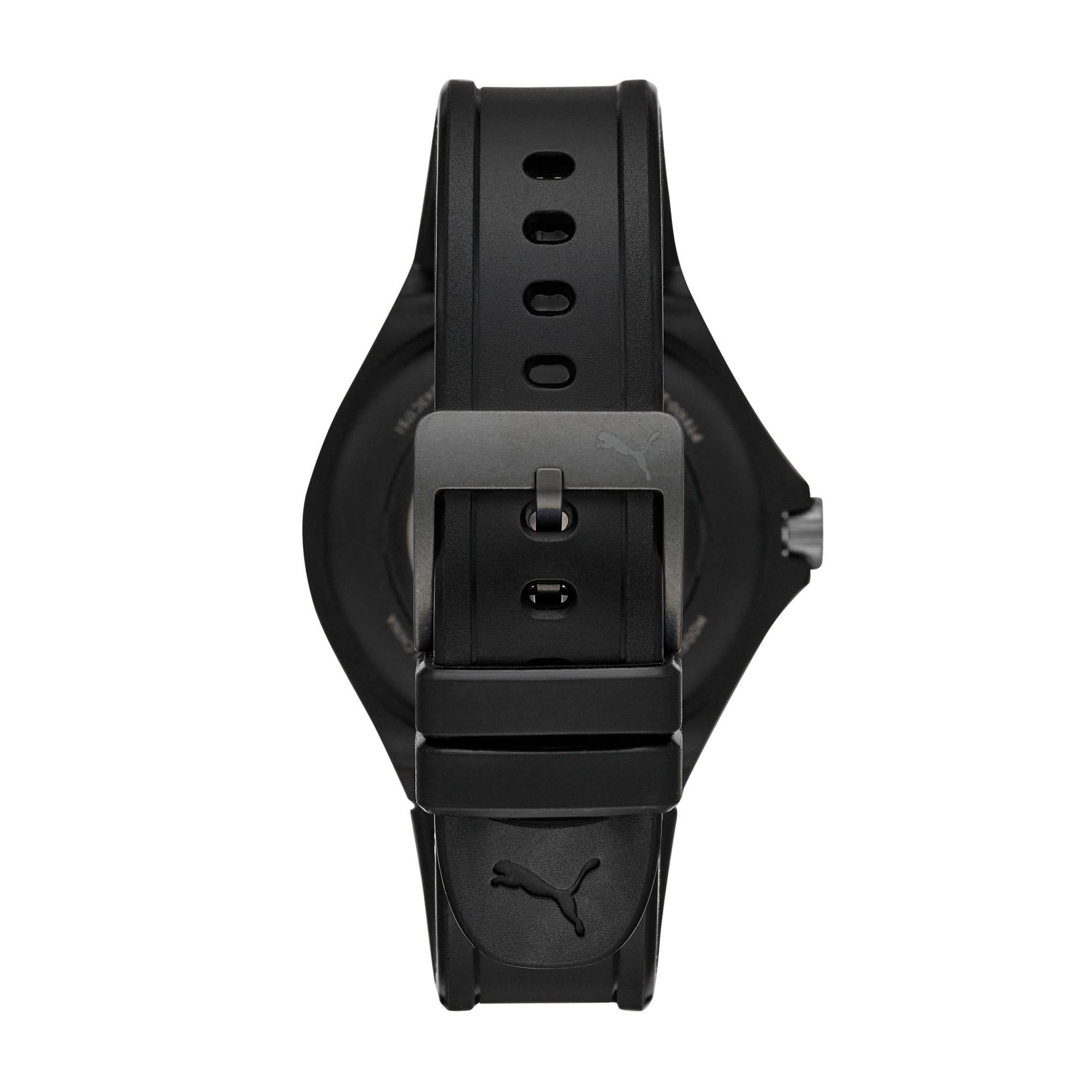 Thumbnail 2 of PUMA Smartwatch, Black/Gray, medium