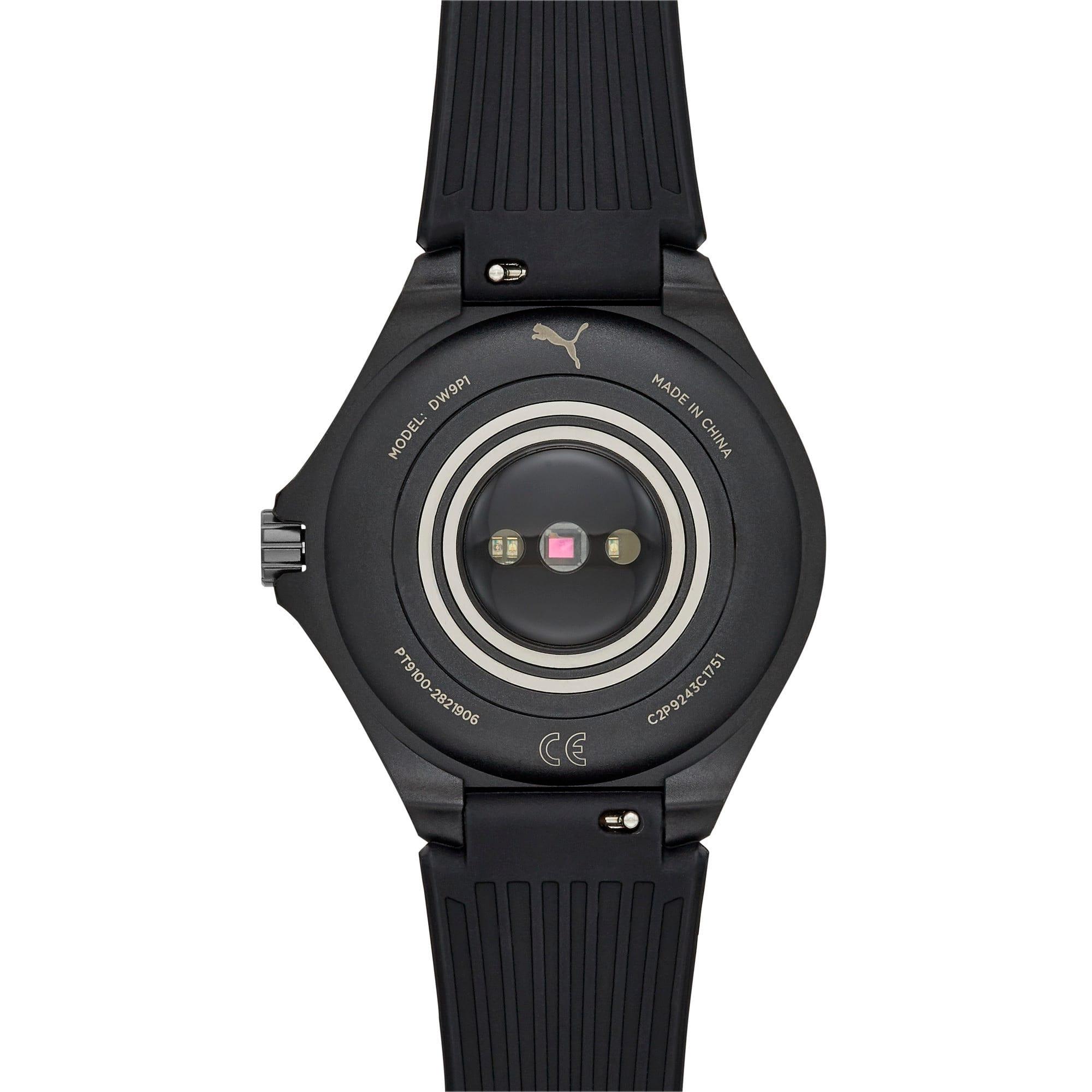 Thumbnail 4 of PUMA Smartwatch, Black/Gray, medium