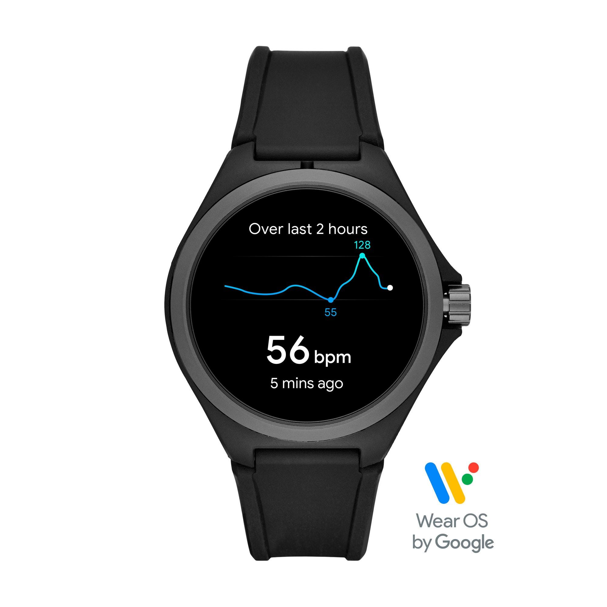 Thumbnail 5 of PUMA Smartwatch, Black/Gray, medium