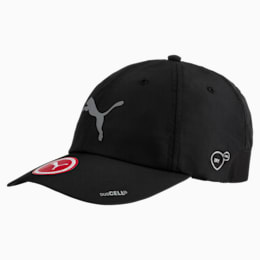 Running duoCELL NRGY Cap, Puma Black-QUIET SHADE, small-IND