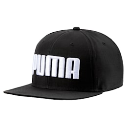 Flatbrim Cap, Puma Black, small-SEA