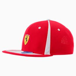 Scuderia Ferrari Replica Raikkonen Hat JR, rosso corsa, small