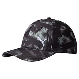 Graphic BB cap Puma Black-AOP