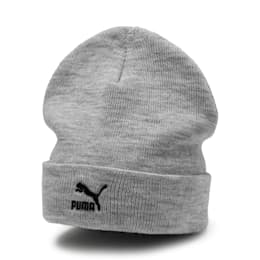 Bonnet Archive Mid Fit Beanie, Light Gray Heather, small