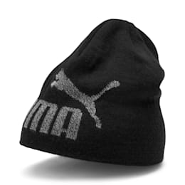 Essentials Beanie, Puma Black-NO 1, small