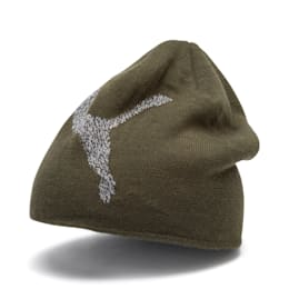 Essential Beanie, Forest Night-Big Cat, small-IND