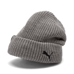 Ferrari Lifestyle Beanie, Charcoal Gray, small-IND