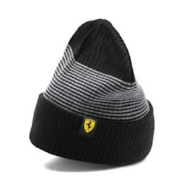 Ferrari Fanwear Beanie, Puma Black, small