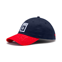Chivas DNA Fan Cap, Peacoat-Puma Red, small